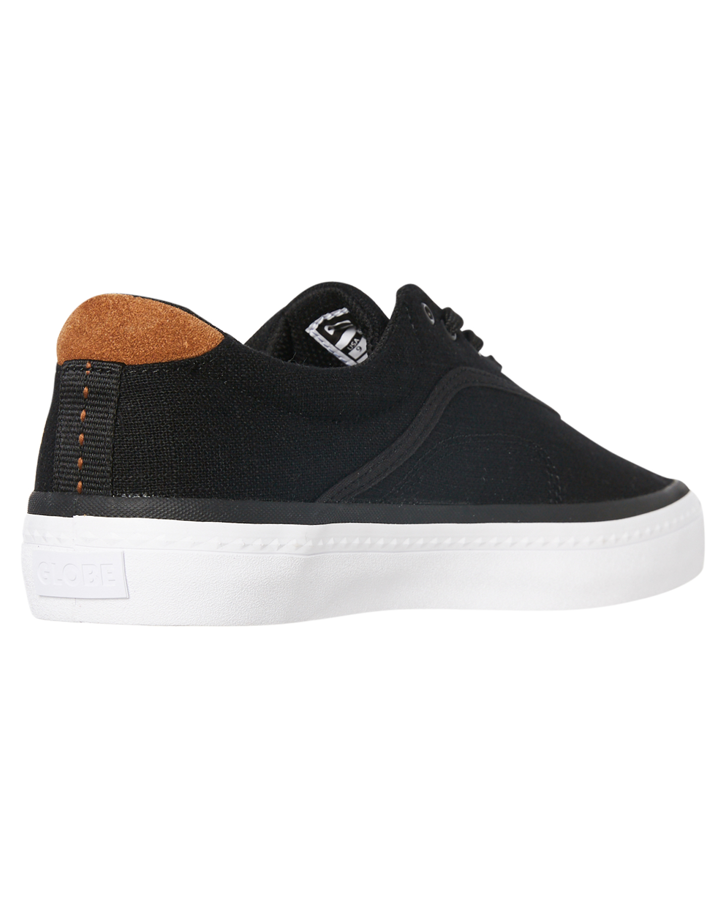 New-Globe-Skate-Men-039-s-Sprout-Suede-Shoe-Lace-Brown