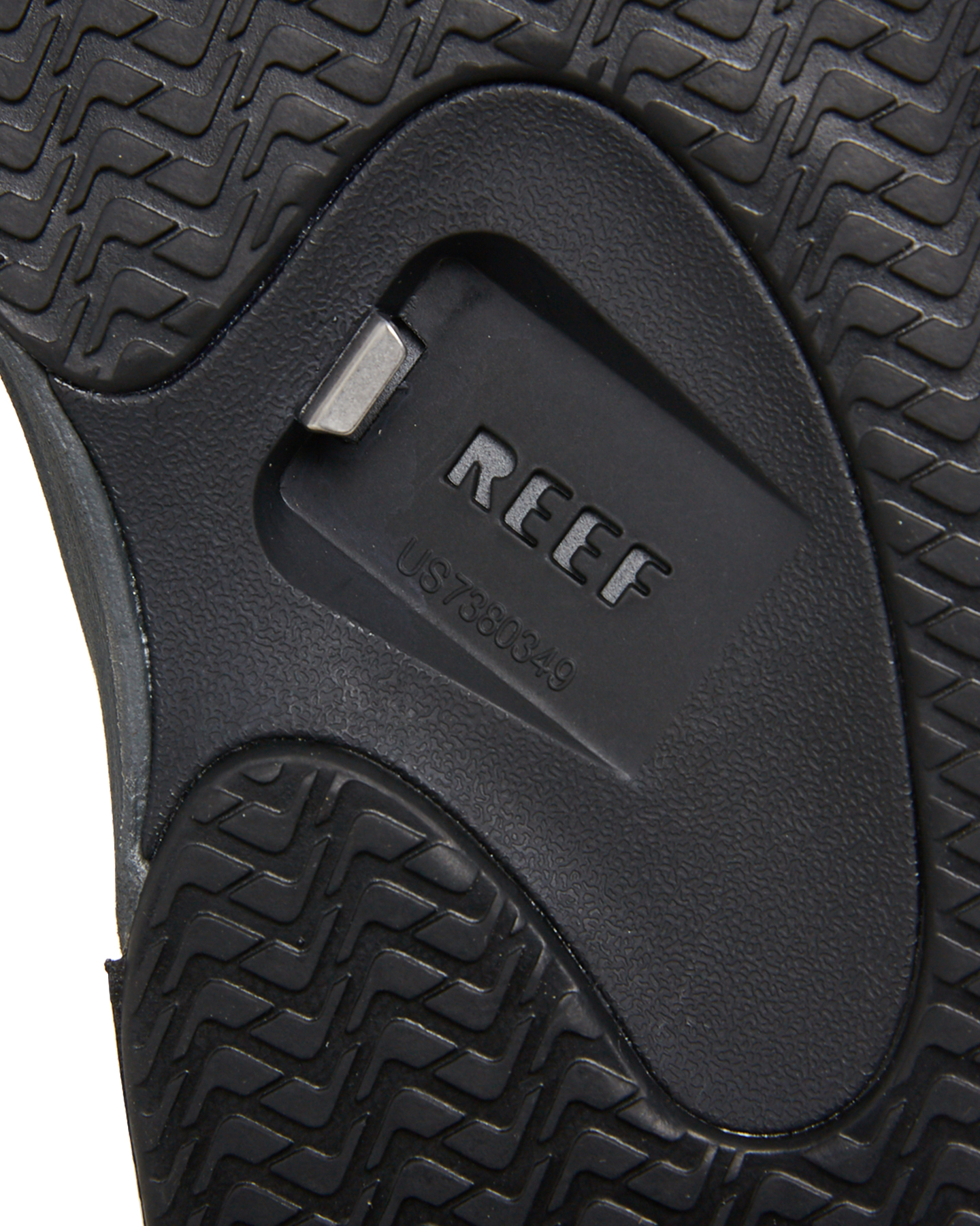 New-Reef-Men-039-s-Fanning-Thong-Synthetic-Black thumbnail 21