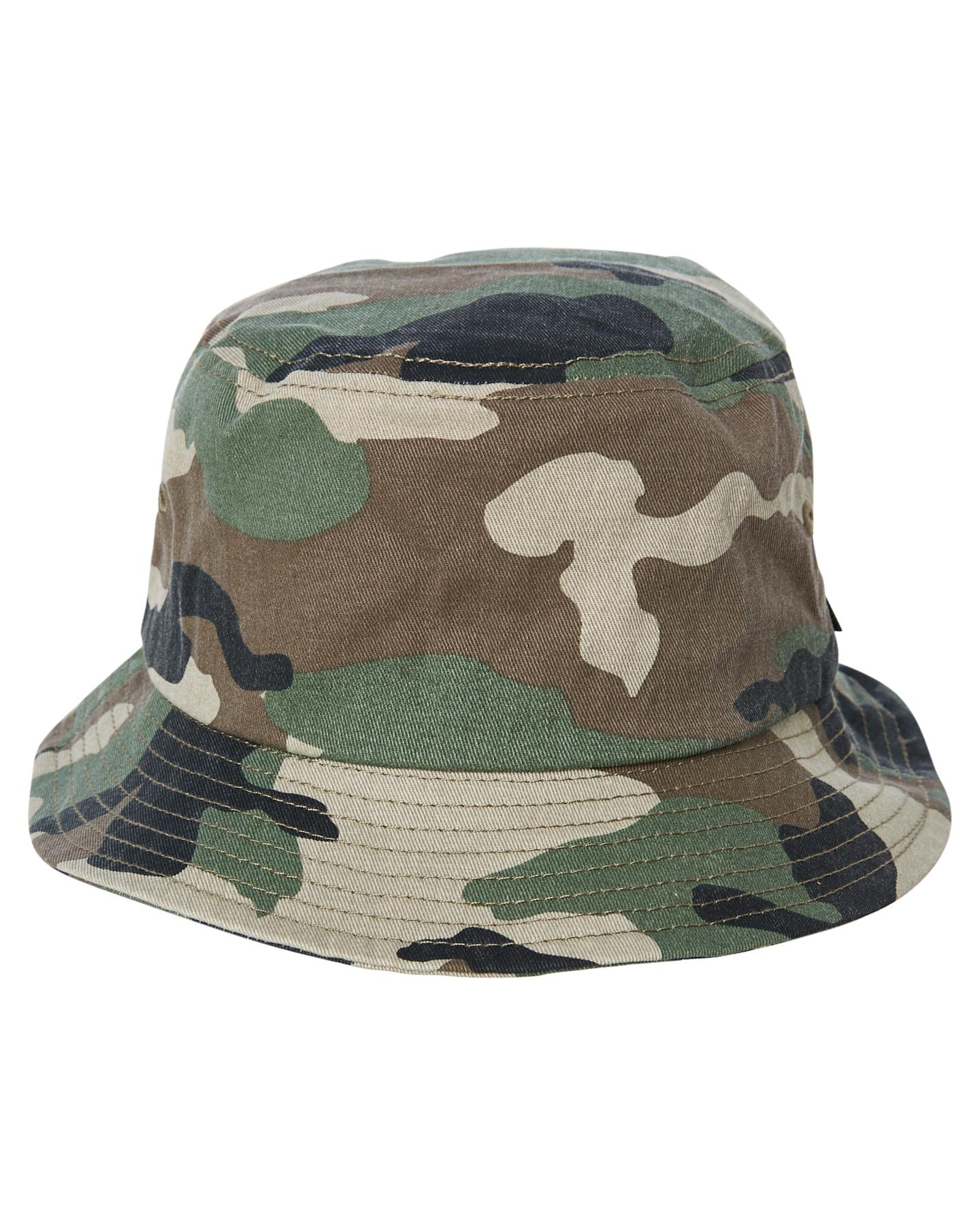 Stussy Men s Graffiti Bucket Hat Cotton Soft 9347385959068  7a29c778879