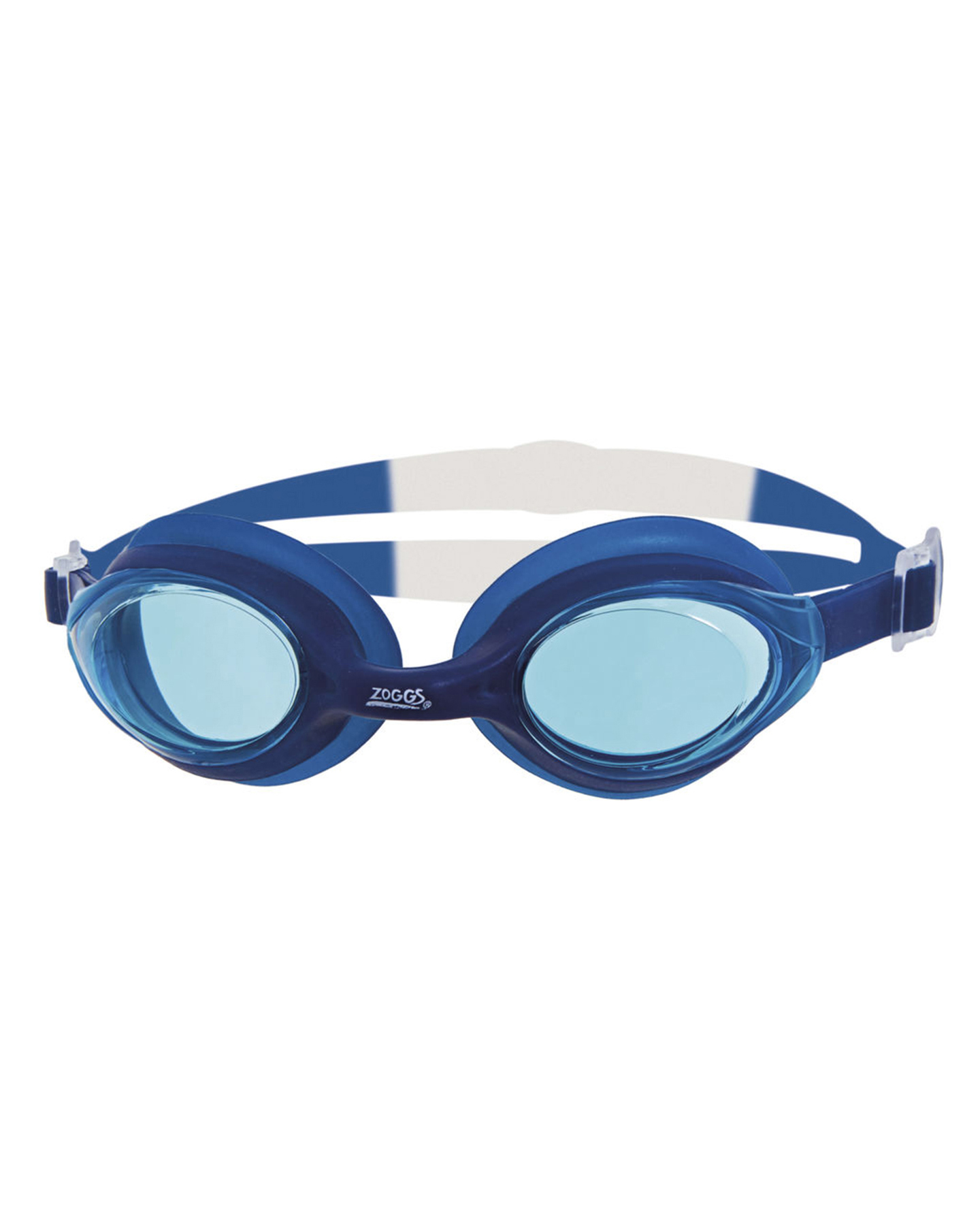 Zoggs Bondi Goggles Navy Clear Navy Clear