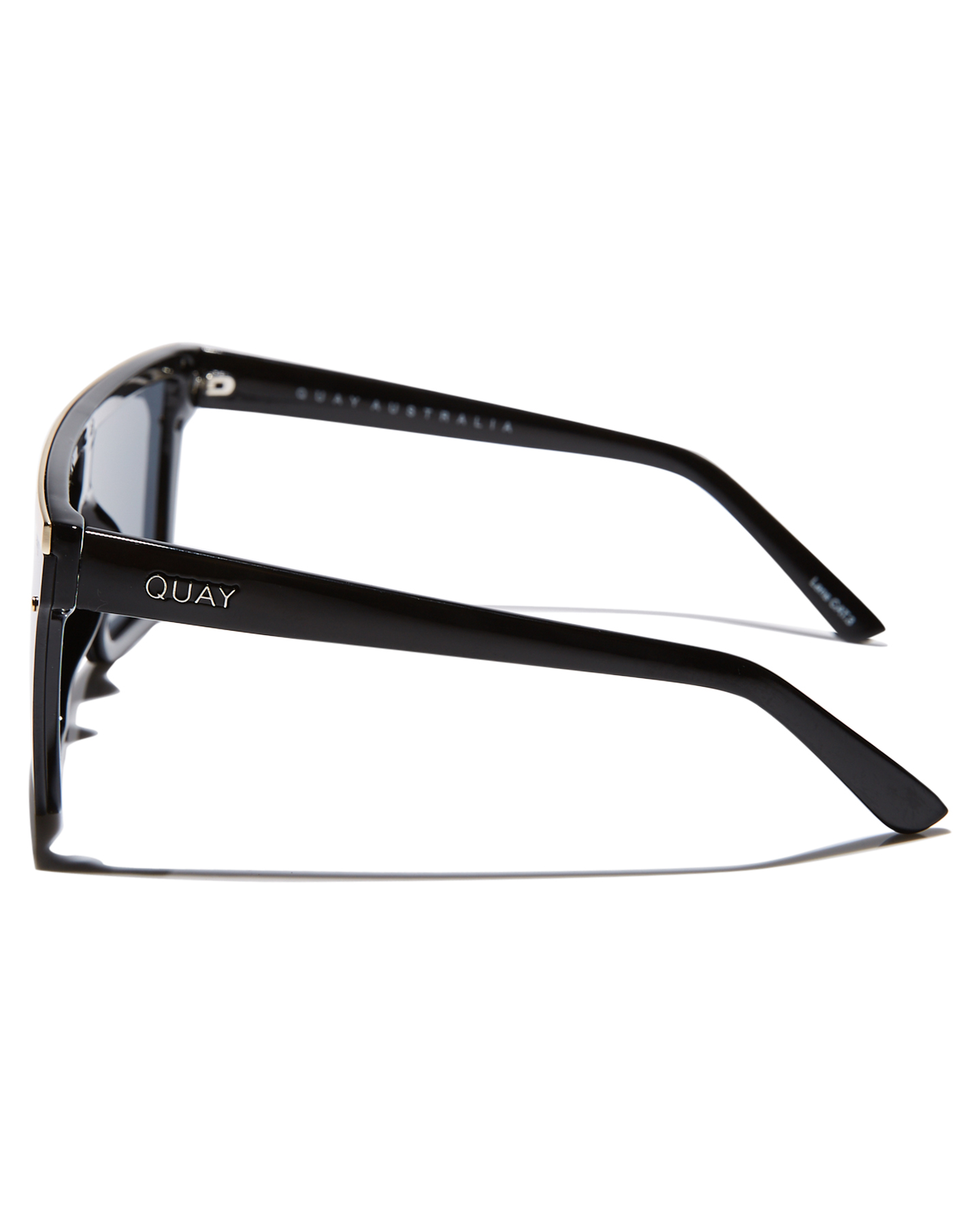New-Quay-Eyewear-Women-039-s-Hindsight-Sunglasses-Stainless-Steel-Glass-Pink thumbnail 8