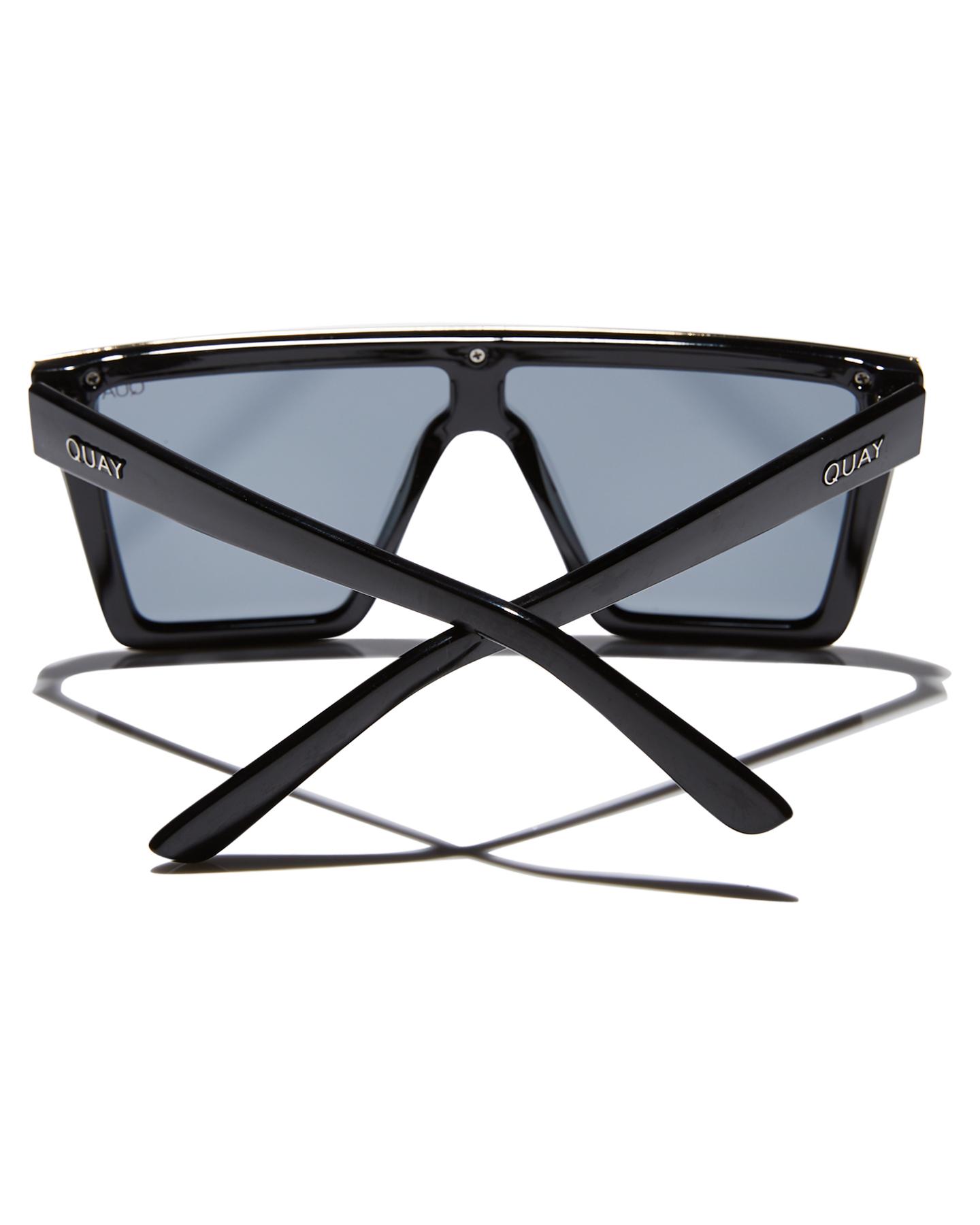 New-Quay-Eyewear-Women-039-s-Hindsight-Sunglasses-Stainless-Steel-Glass-Pink thumbnail 9