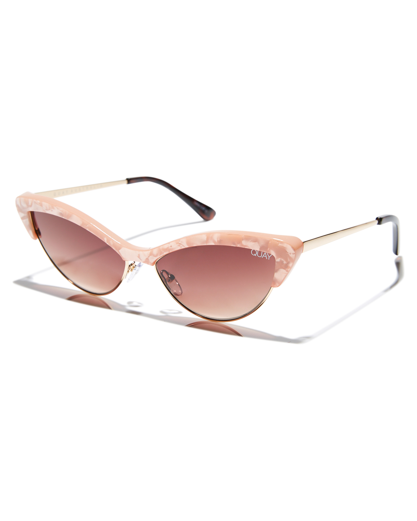 67e25c6b6e New Quay Eyewear Women s X Finders Keepers All Night Sunglasses ...