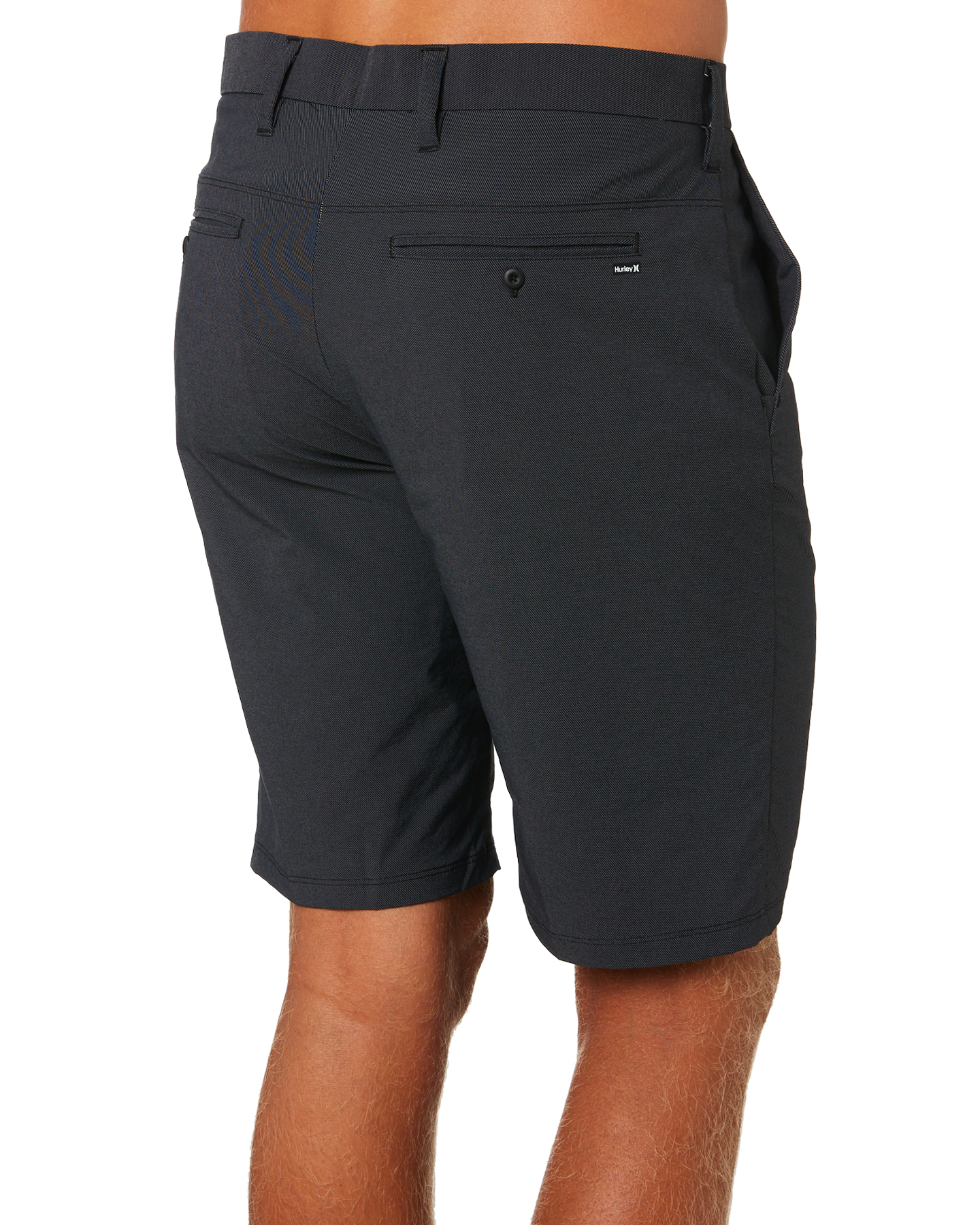 New-Hurley-Men-039-s-Dri-Fit-Chino-Short-21In-Mens-Short-Fitted-Spandex-Grey thumbnail 9