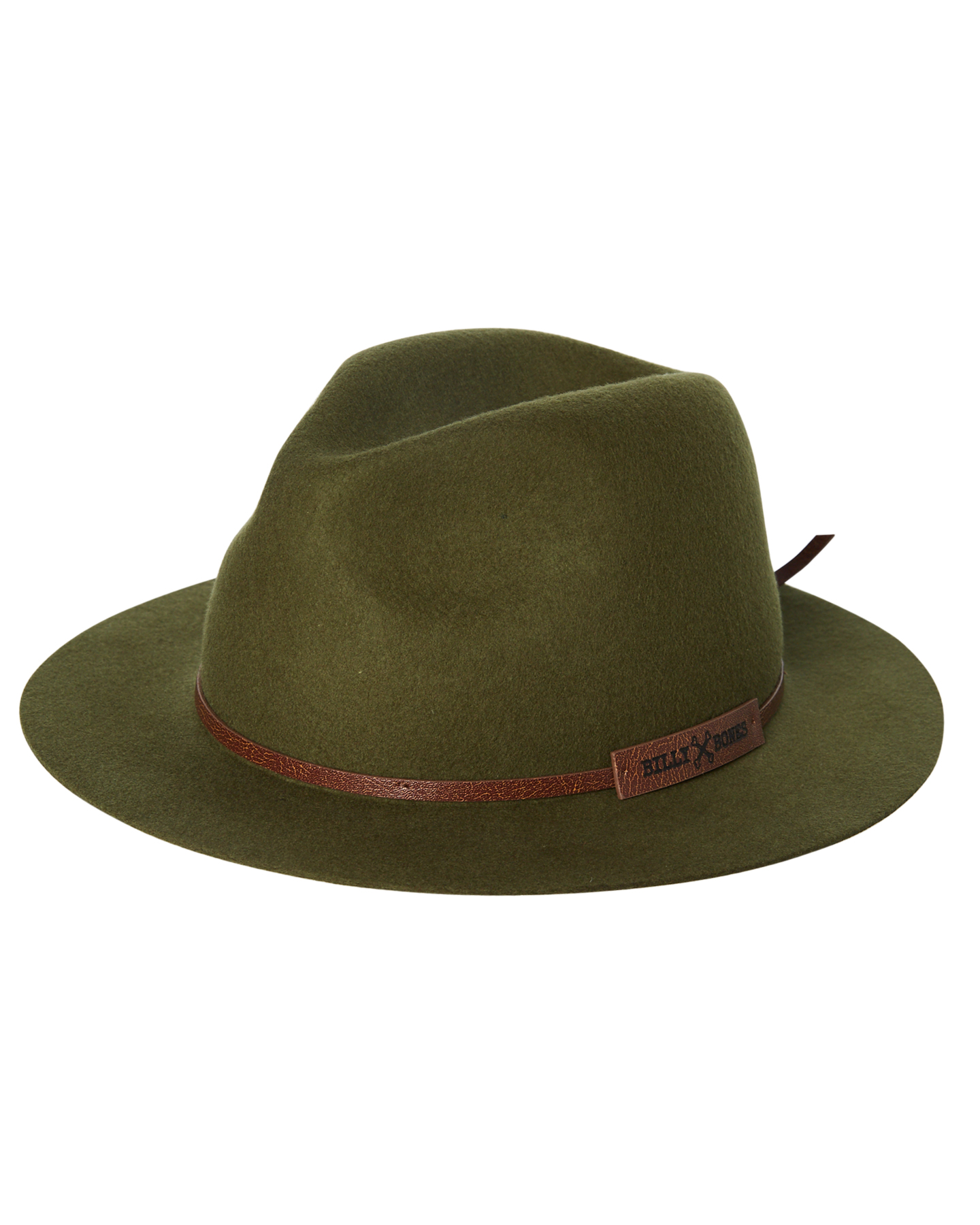 BUY Billy Bones Club Jungle Boogie Fedora Green  b24f17c08983