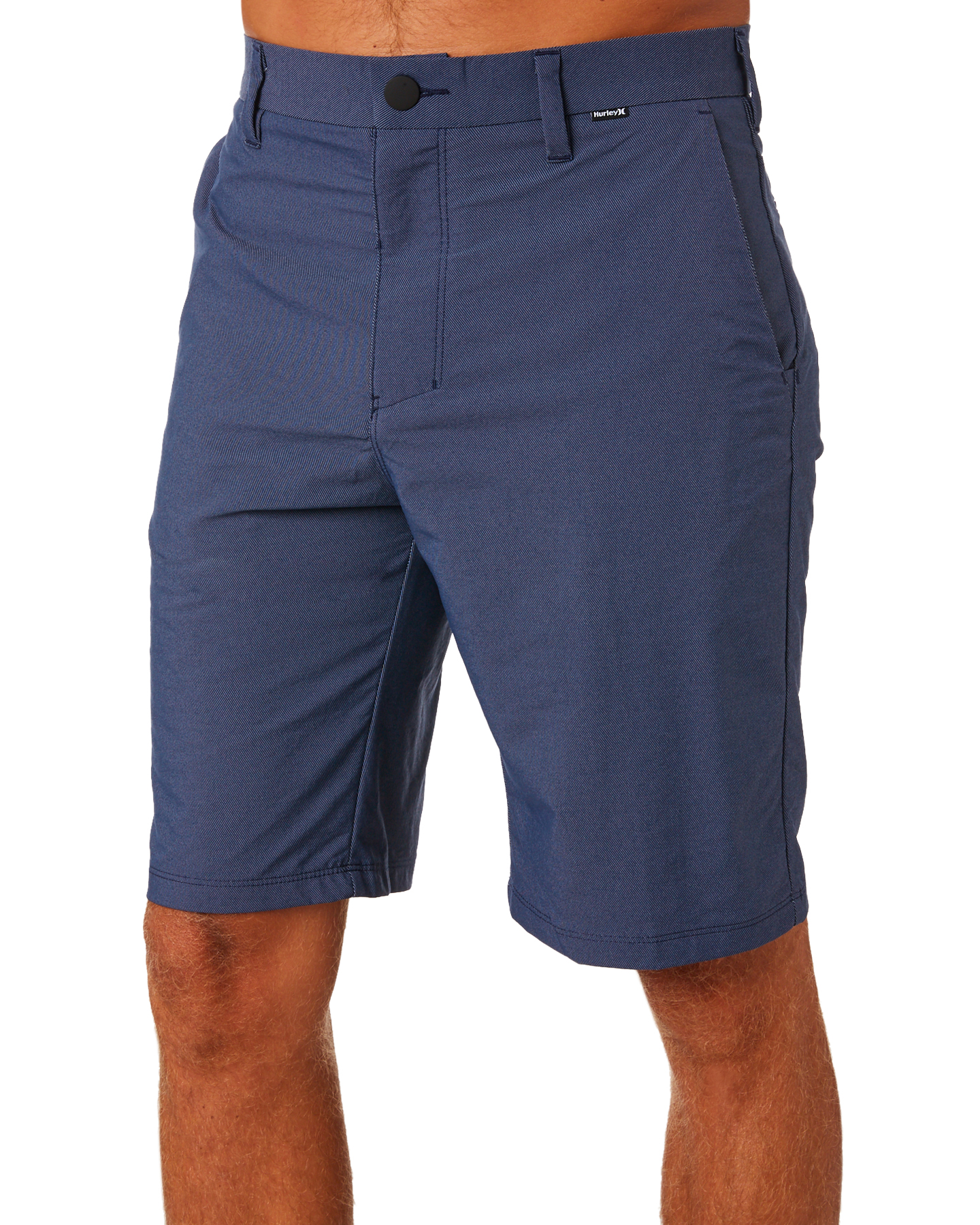 New-Hurley-Men-039-s-Dri-Fit-Chino-Short-21In-Mens-Short-Fitted-Spandex-Grey thumbnail 17