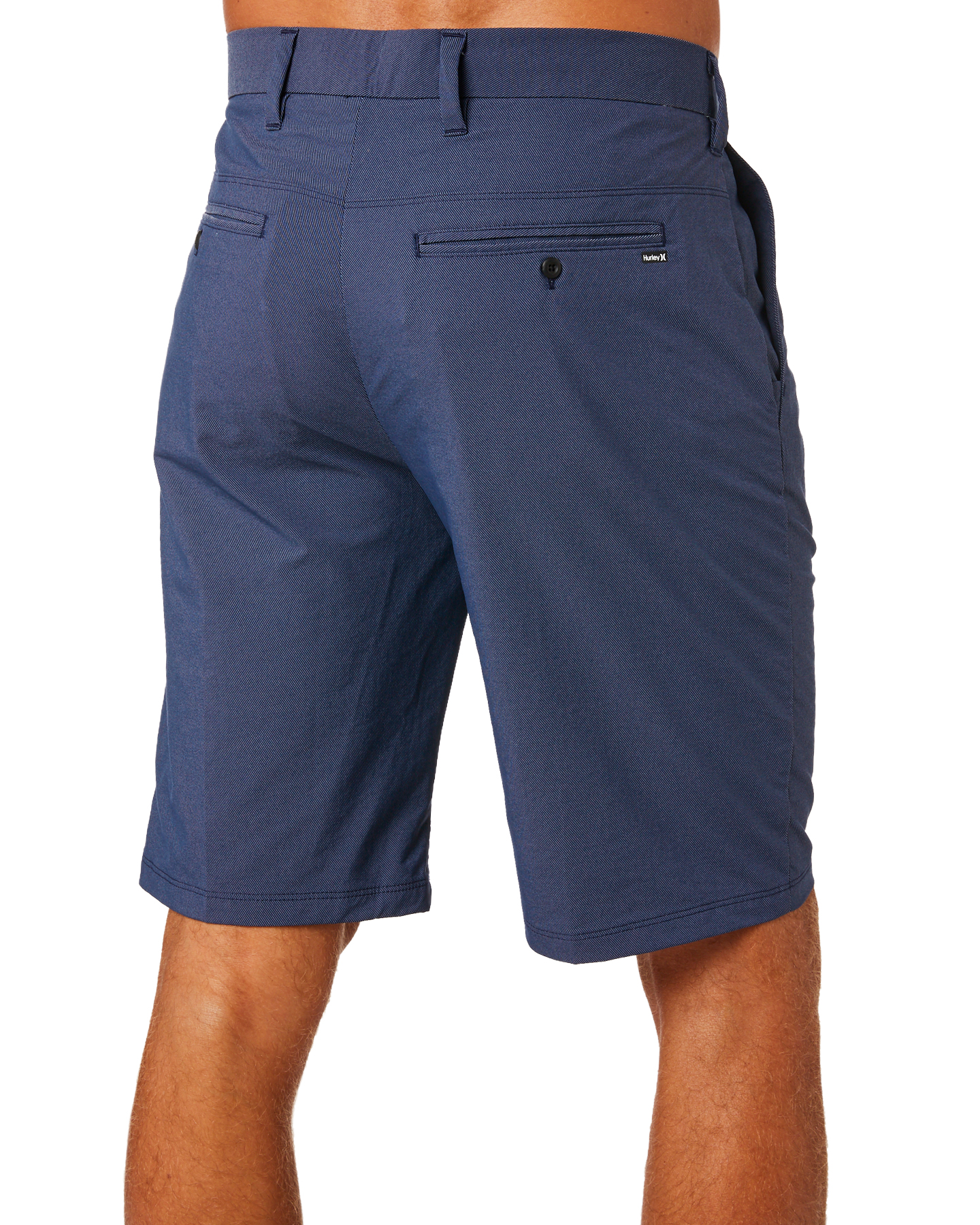 New-Hurley-Men-039-s-Dri-Fit-Chino-Short-21In-Mens-Short-Fitted-Spandex-Grey thumbnail 19