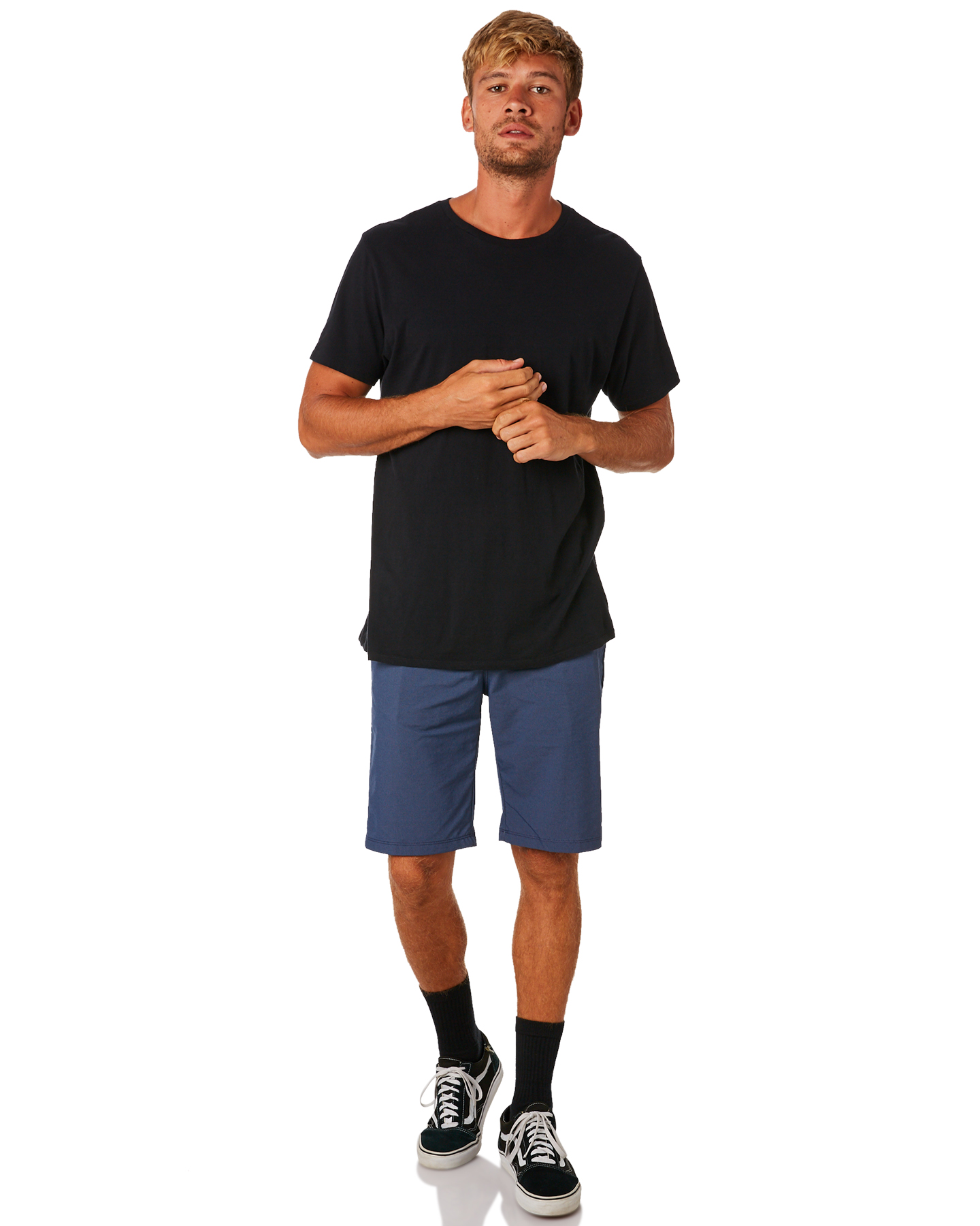New-Hurley-Men-039-s-Dri-Fit-Chino-Short-21In-Mens-Short-Fitted-Spandex-Grey thumbnail 20