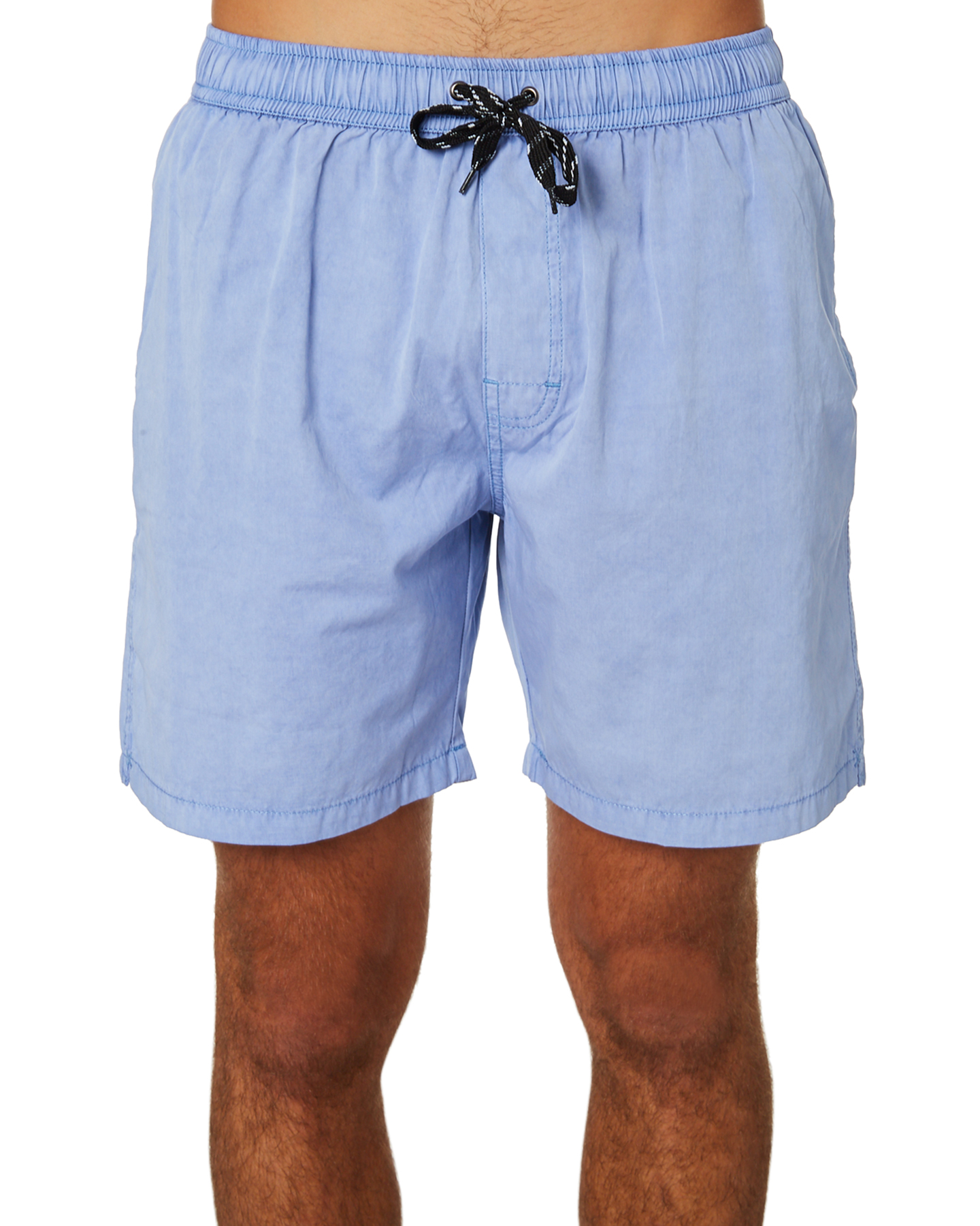 Swell Malibu Mens Beach Short Blue