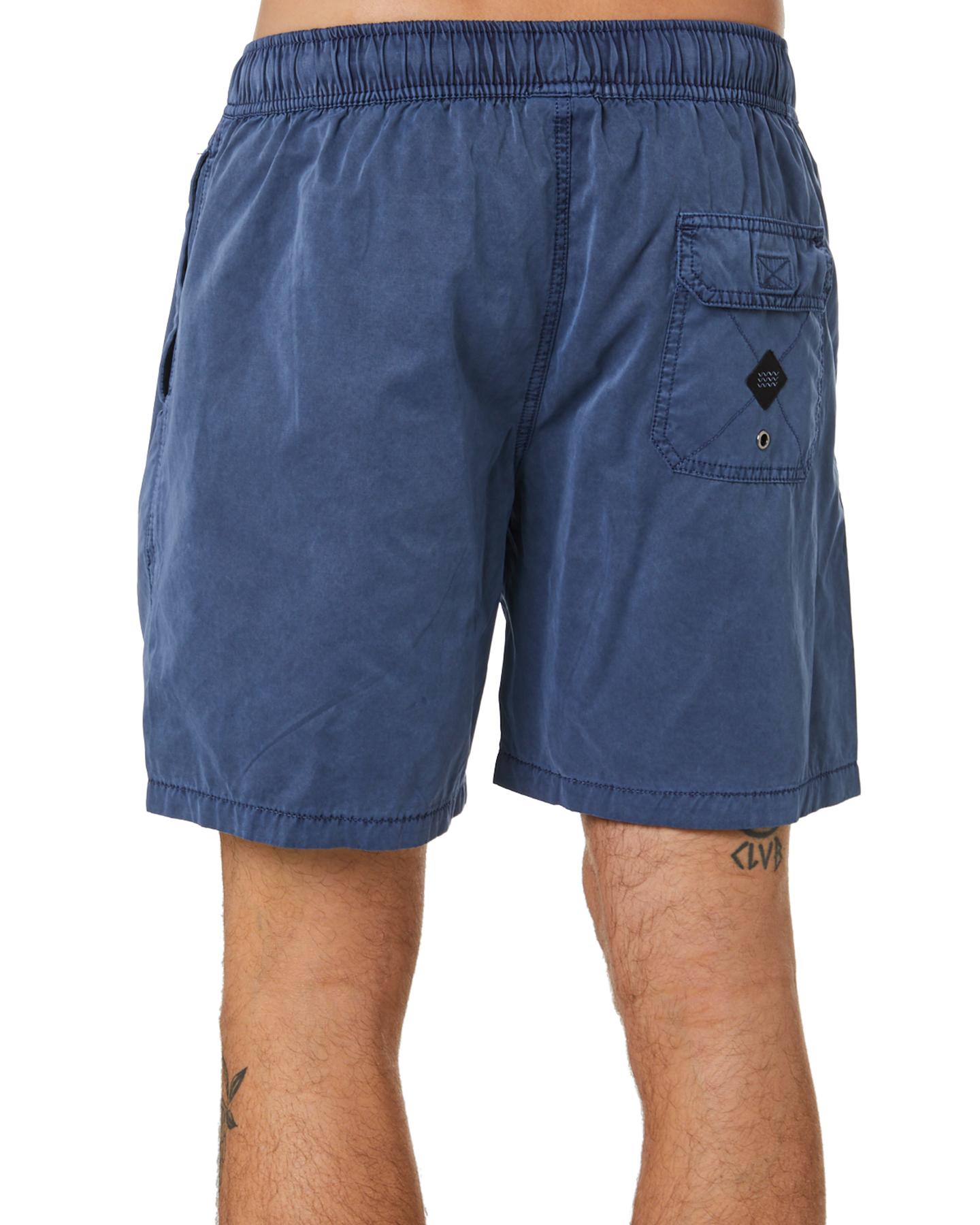 New-Swell-Men-039-s-Malibu-Mens-Beach-Short-Cotton-Polyester-Grey thumbnail 26