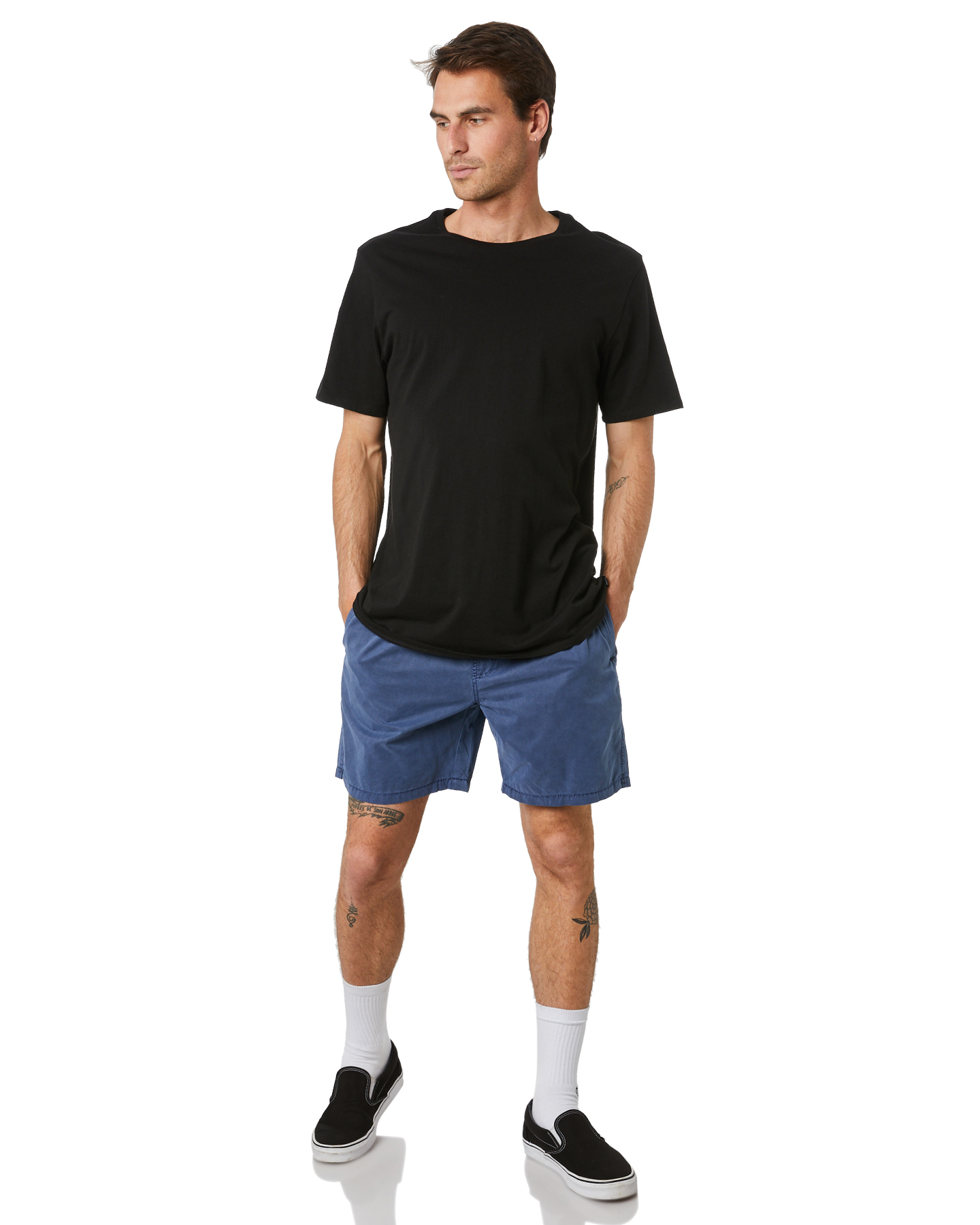 New-Swell-Men-039-s-Malibu-Mens-Beach-Short-Cotton-Polyester-Grey thumbnail 28