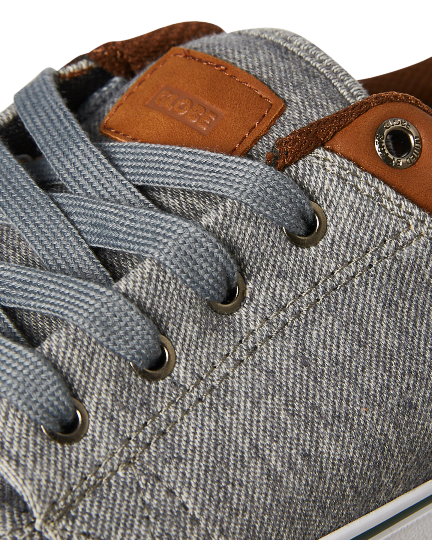 New-Globe-Men-039-s-Gs-Shoe-Rubber-Pu-Grey thumbnail 25