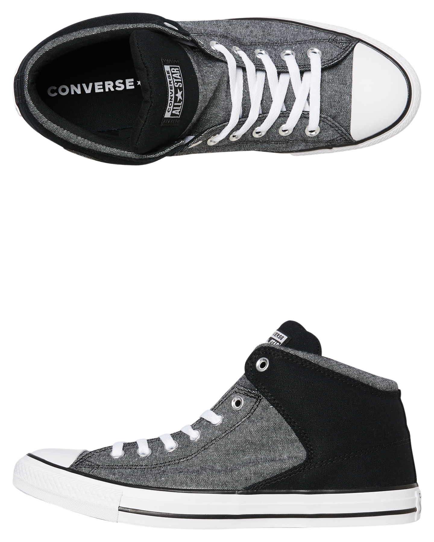 Converse CHUCK TAYLOR ALL STAR HIGH STREET Trainers