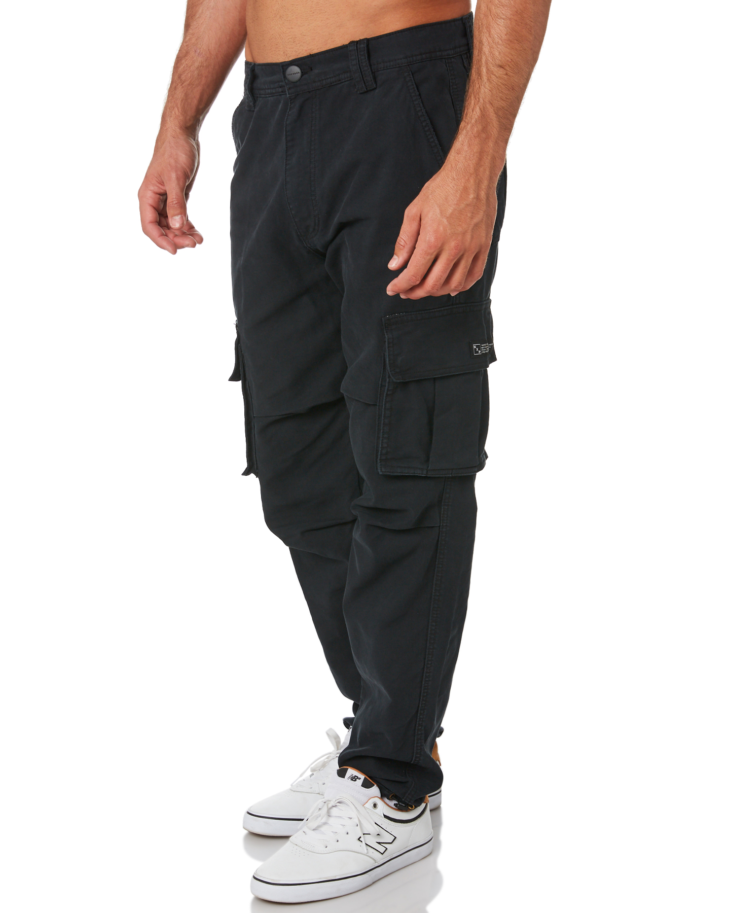 New-Nena-And-Pasadena-Men-039-s-Apache-Mens-Cargo-Pant-Cotton-Fitted-Natural thumbnail 7
