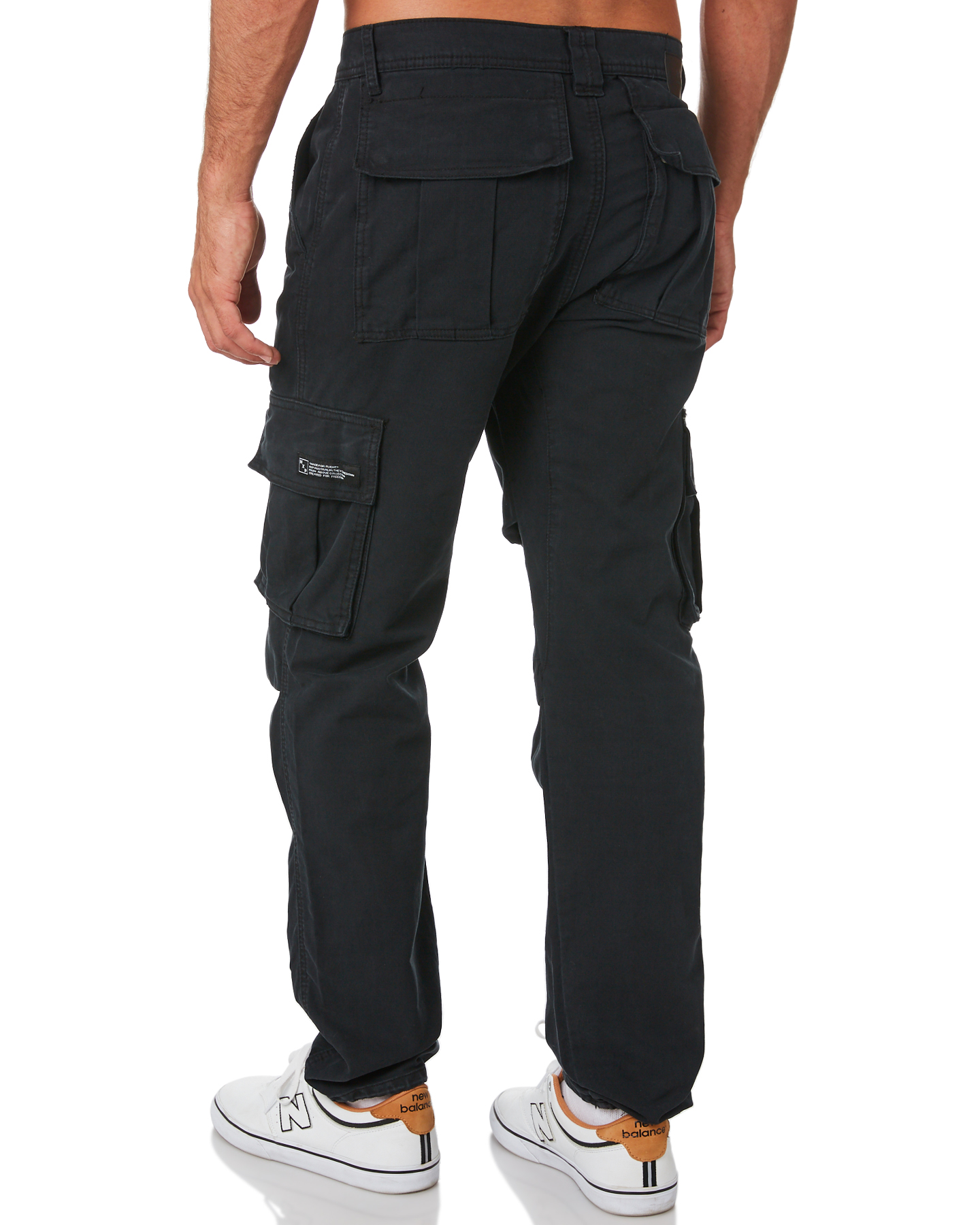 New-Nena-And-Pasadena-Men-039-s-Apache-Mens-Cargo-Pant-Cotton-Fitted-Natural thumbnail 8