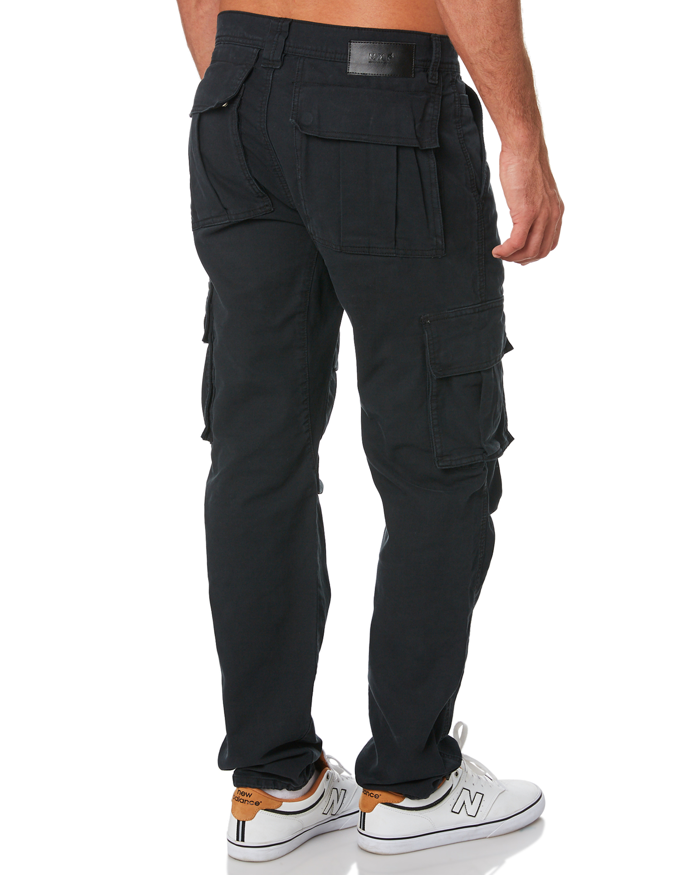 New-Nena-And-Pasadena-Men-039-s-Apache-Mens-Cargo-Pant-Cotton-Fitted-Natural thumbnail 9