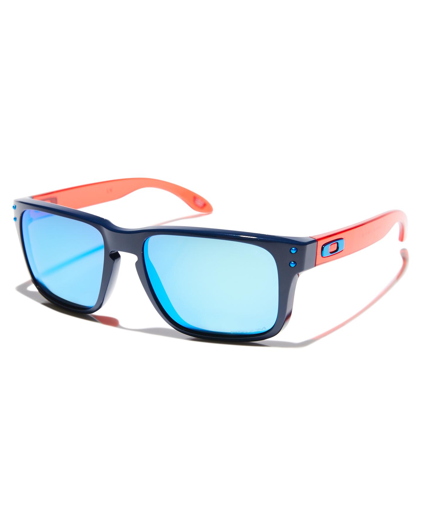 Oakley Youth Holbrook Xs Sunglasses Polished Navy Prizm