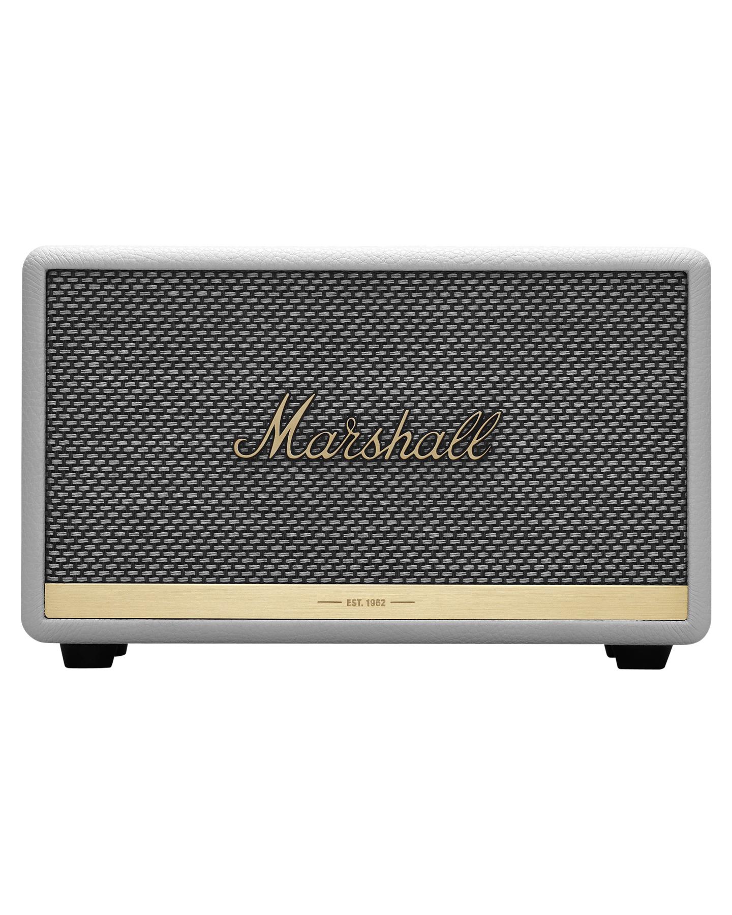 Marshall Acton Ii Homeline Bluetooth Speaker White