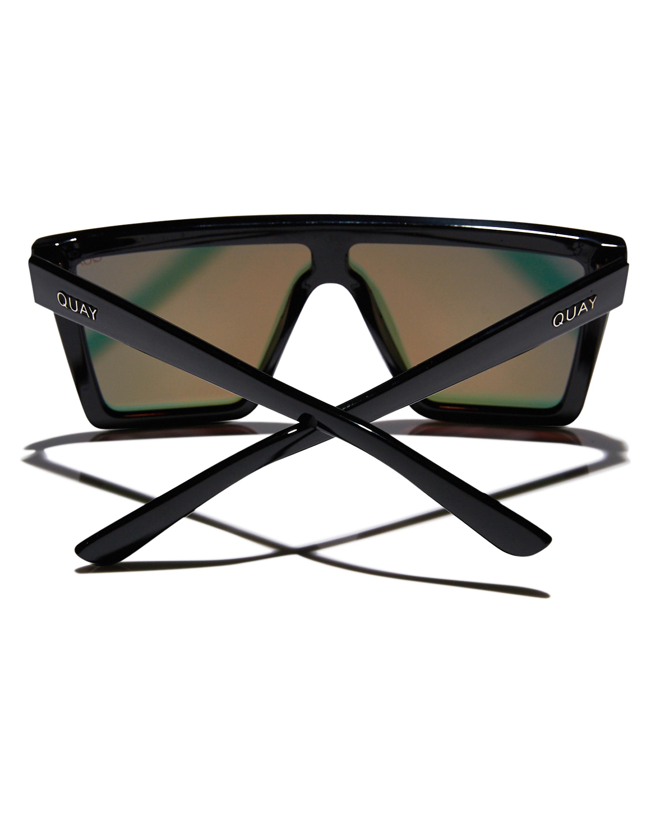 New-Quay-Eyewear-Women-039-s-Hindsight-Sunglasses-Stainless-Steel-Glass-Pink thumbnail 14