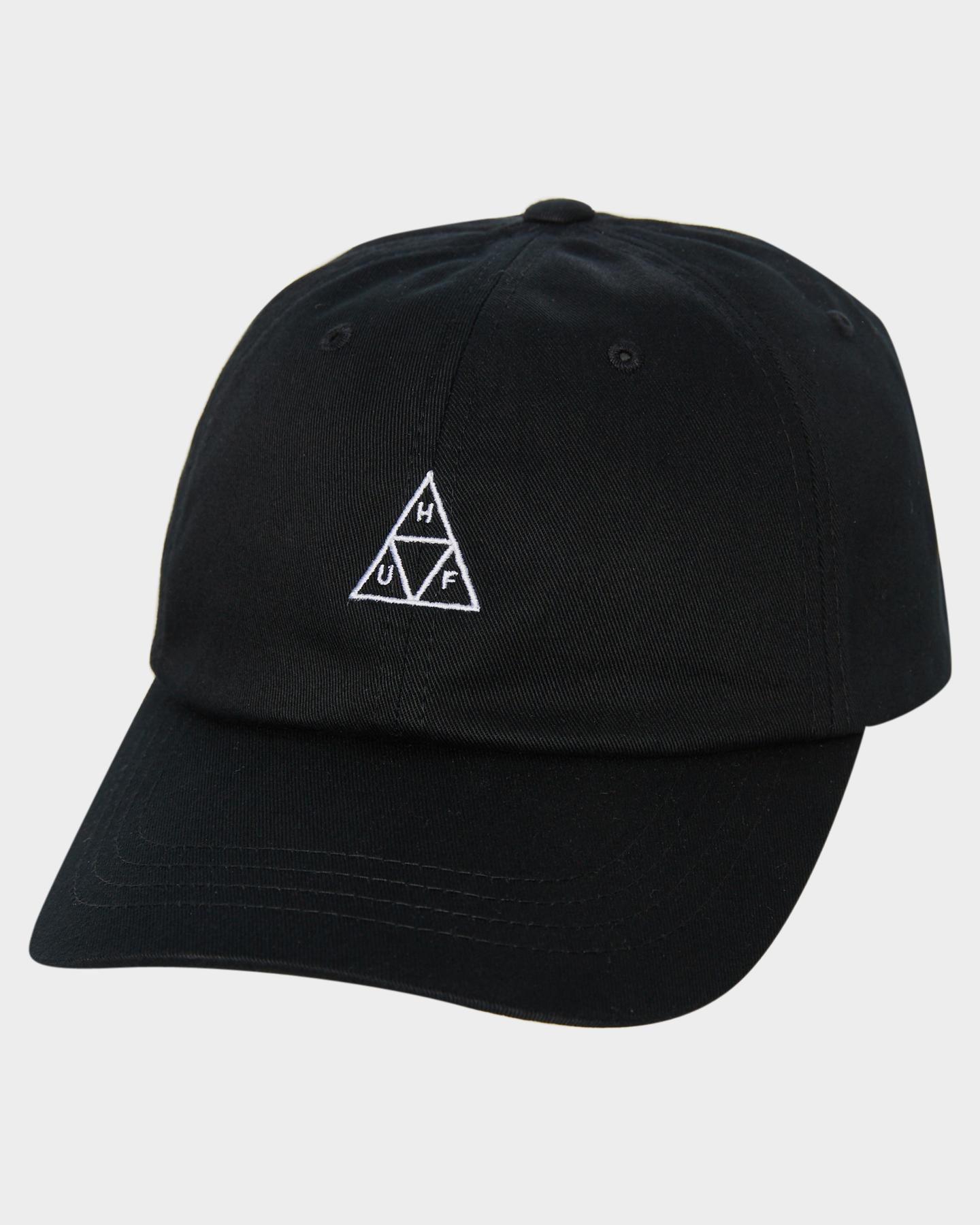 Huf Essentials Tt Cv Cap Black
