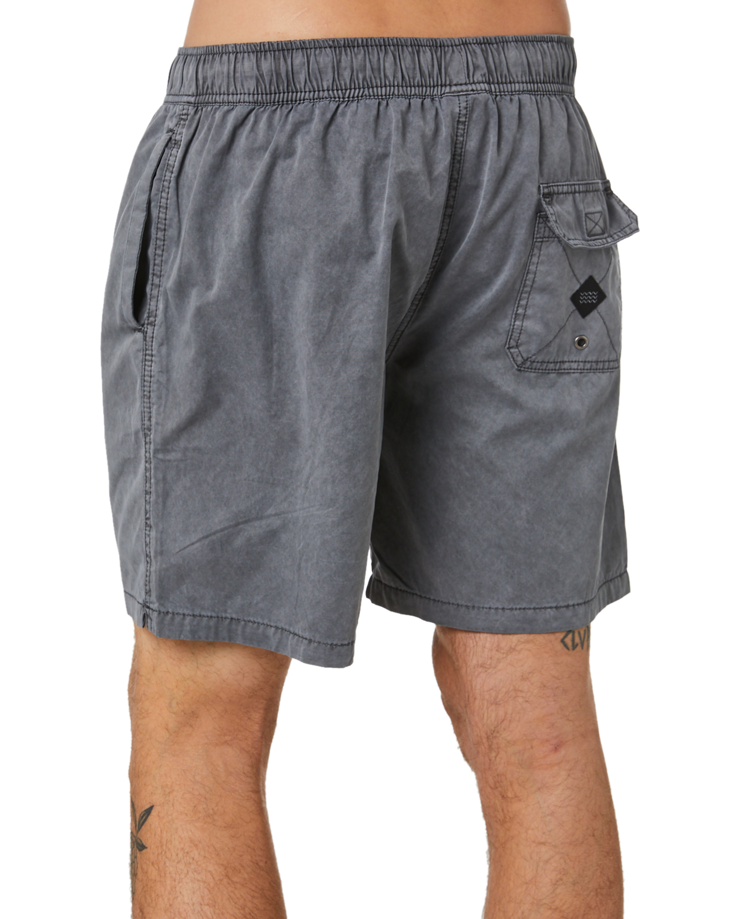 New-Swell-Men-039-s-Malibu-Mens-Beach-Short-Cotton-Polyester-Grey thumbnail 31