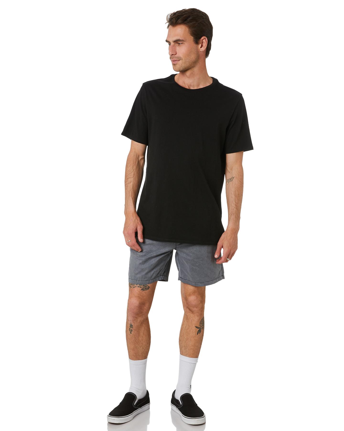 New-Swell-Men-039-s-Malibu-Mens-Beach-Short-Cotton-Polyester-Grey thumbnail 33