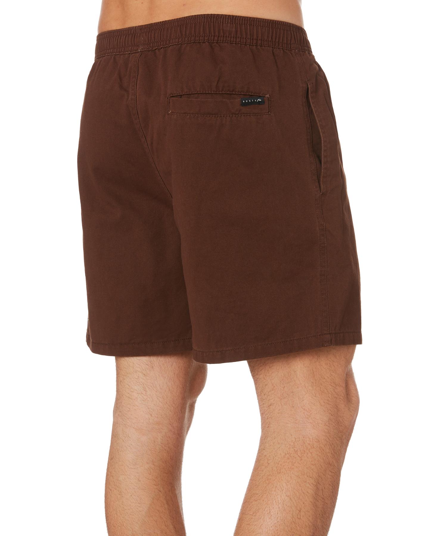 New-Rusty-Men-039-s-Hook-Elastic-Short-Cotton-Blue thumbnail 9