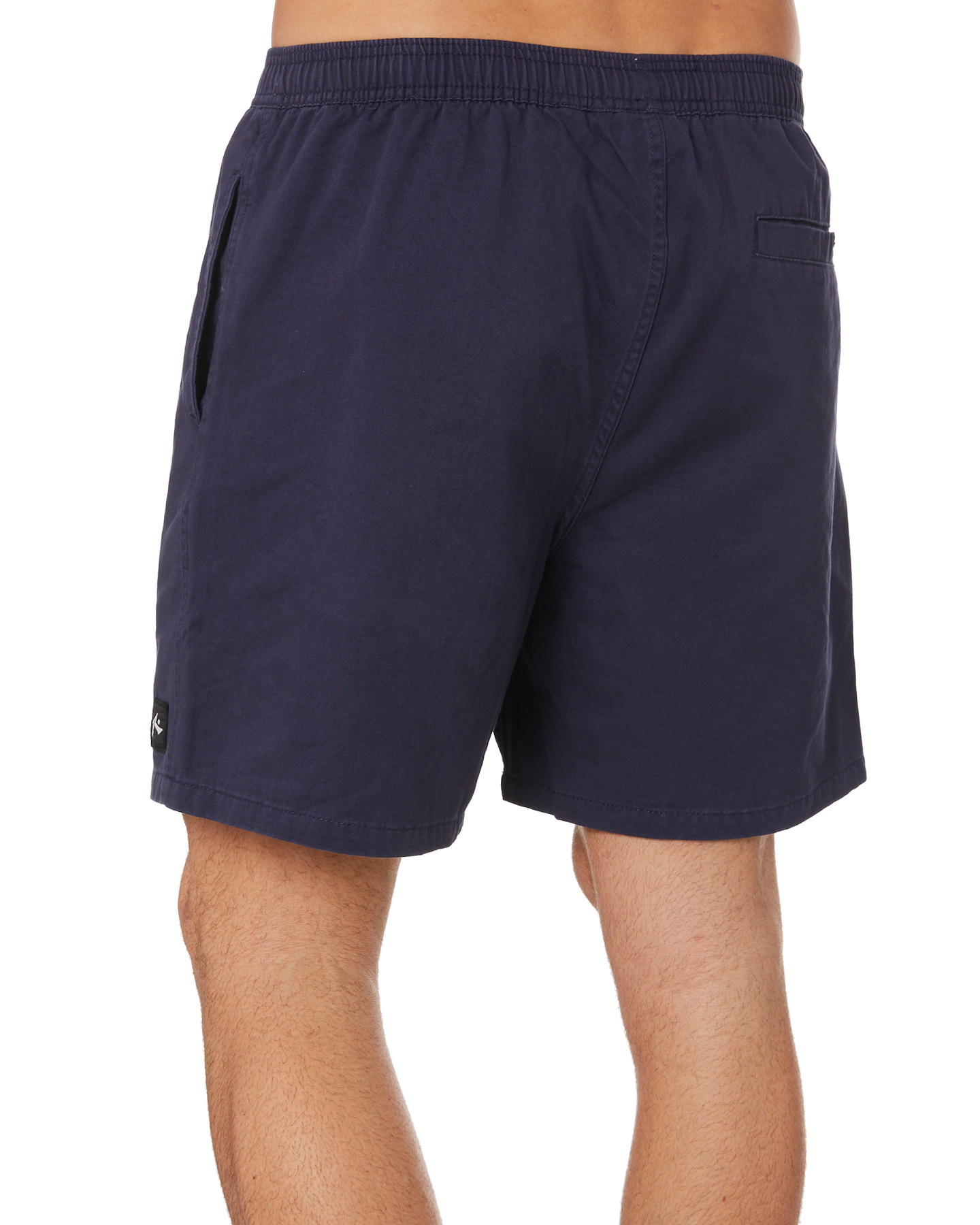 New-Rusty-Men-039-s-Hook-Elastic-Short-Cotton-Blue thumbnail 13