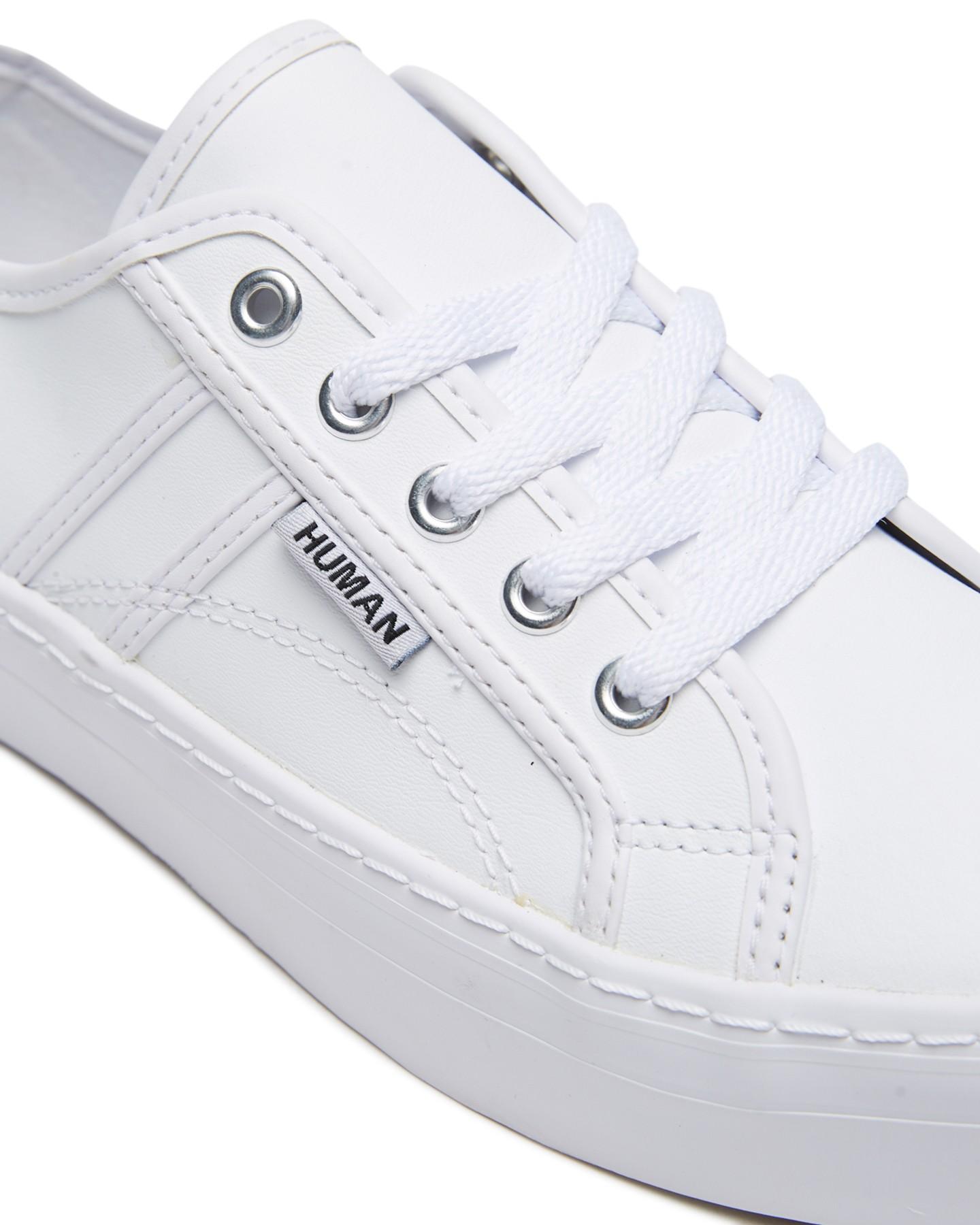 New-Human-Footwear-Women-039-s-Womens-Cass-Shoe-Rubber thumbnail 14