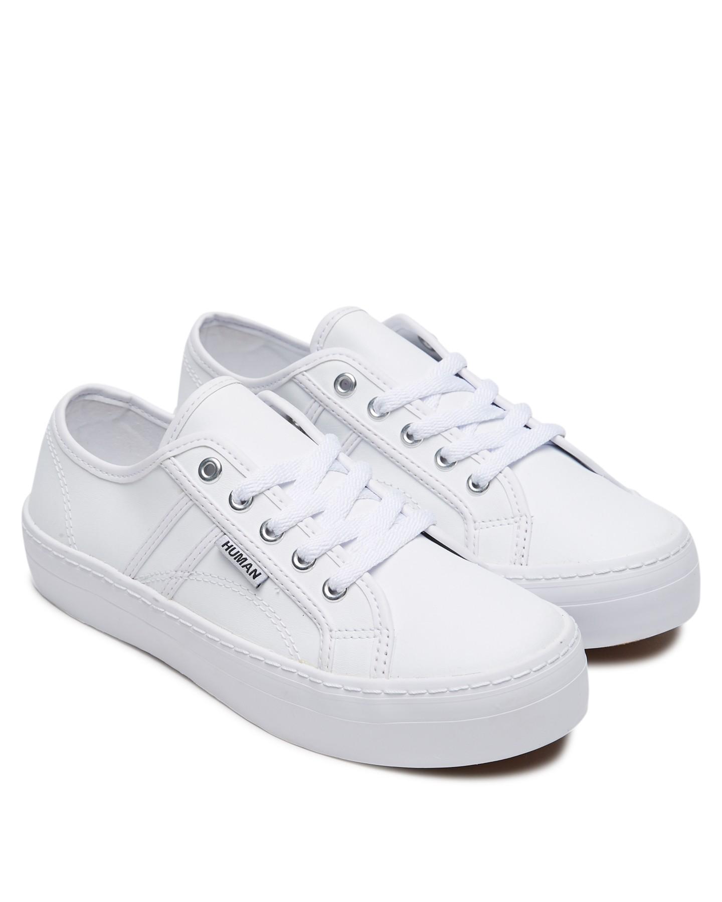 New-Human-Footwear-Women-039-s-Womens-Cass-Shoe-Rubber thumbnail 15