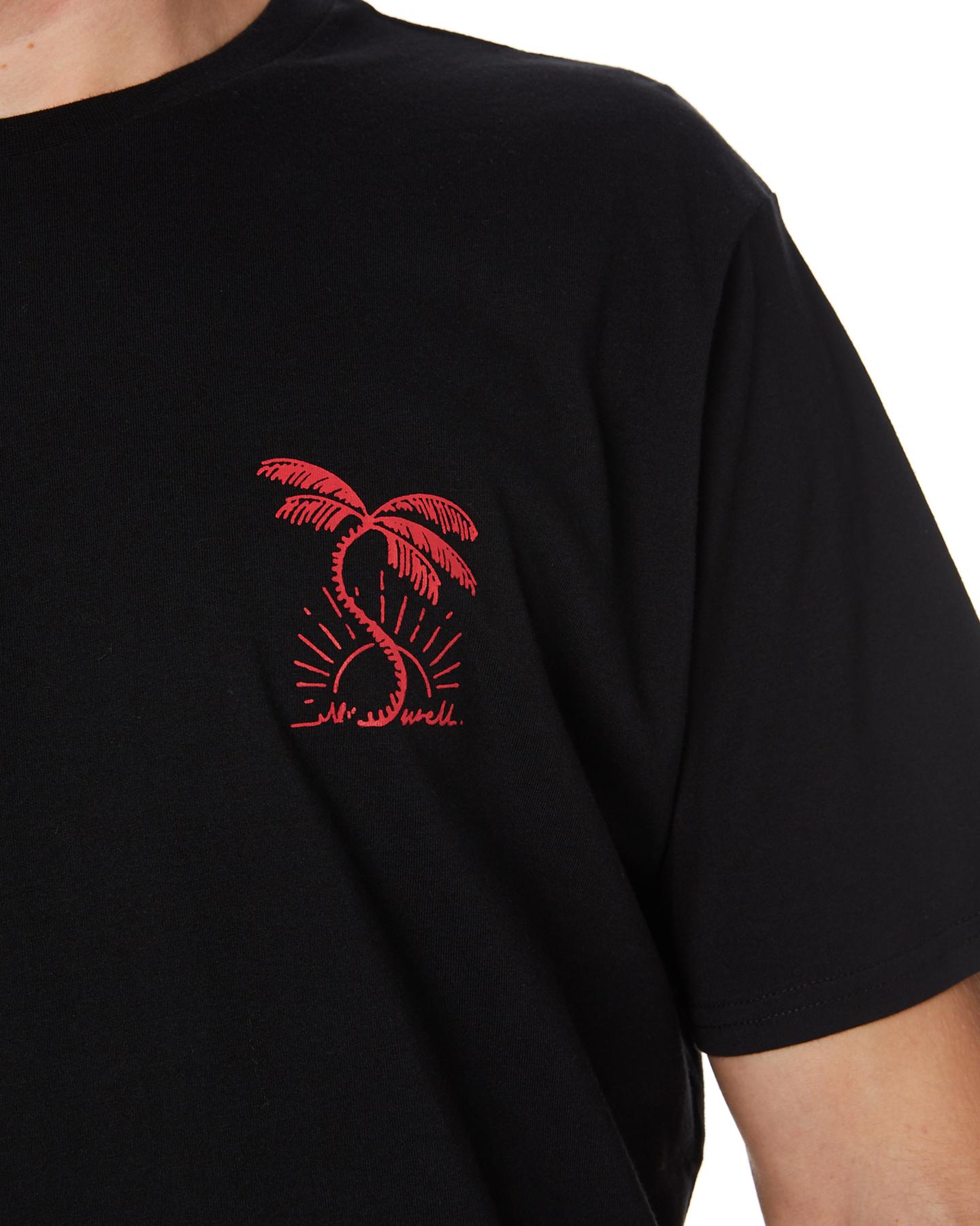 New-Swell-Men-039-s-Paradiso-Mens-Tee-Crew-Neck-Short-Sleeve-Cotton-Soft thumbnail 9