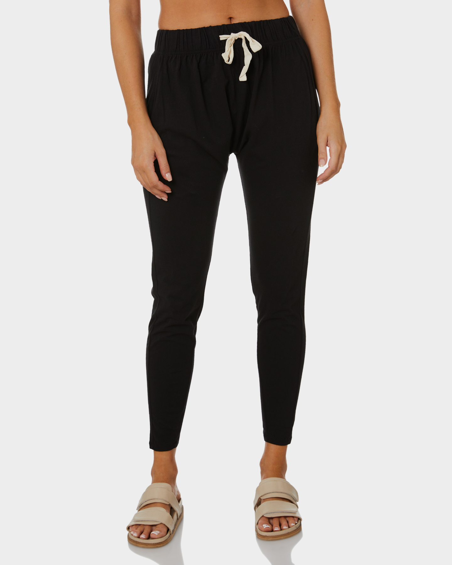 Silent Theory Fluid Womens Pant Black