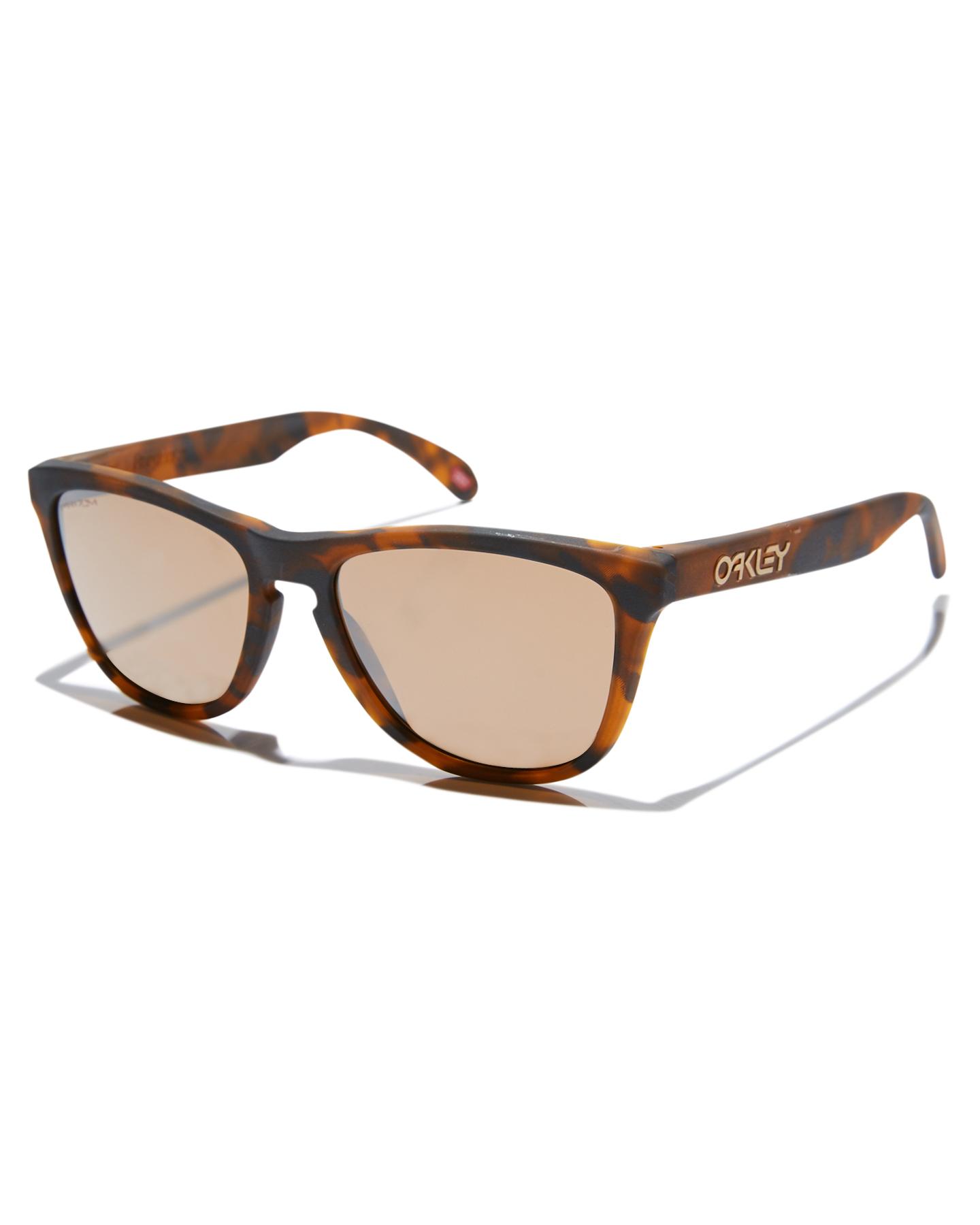 Oakley Frogskins Sunglasses Matte Tort Prizm Matte Tort Prizm