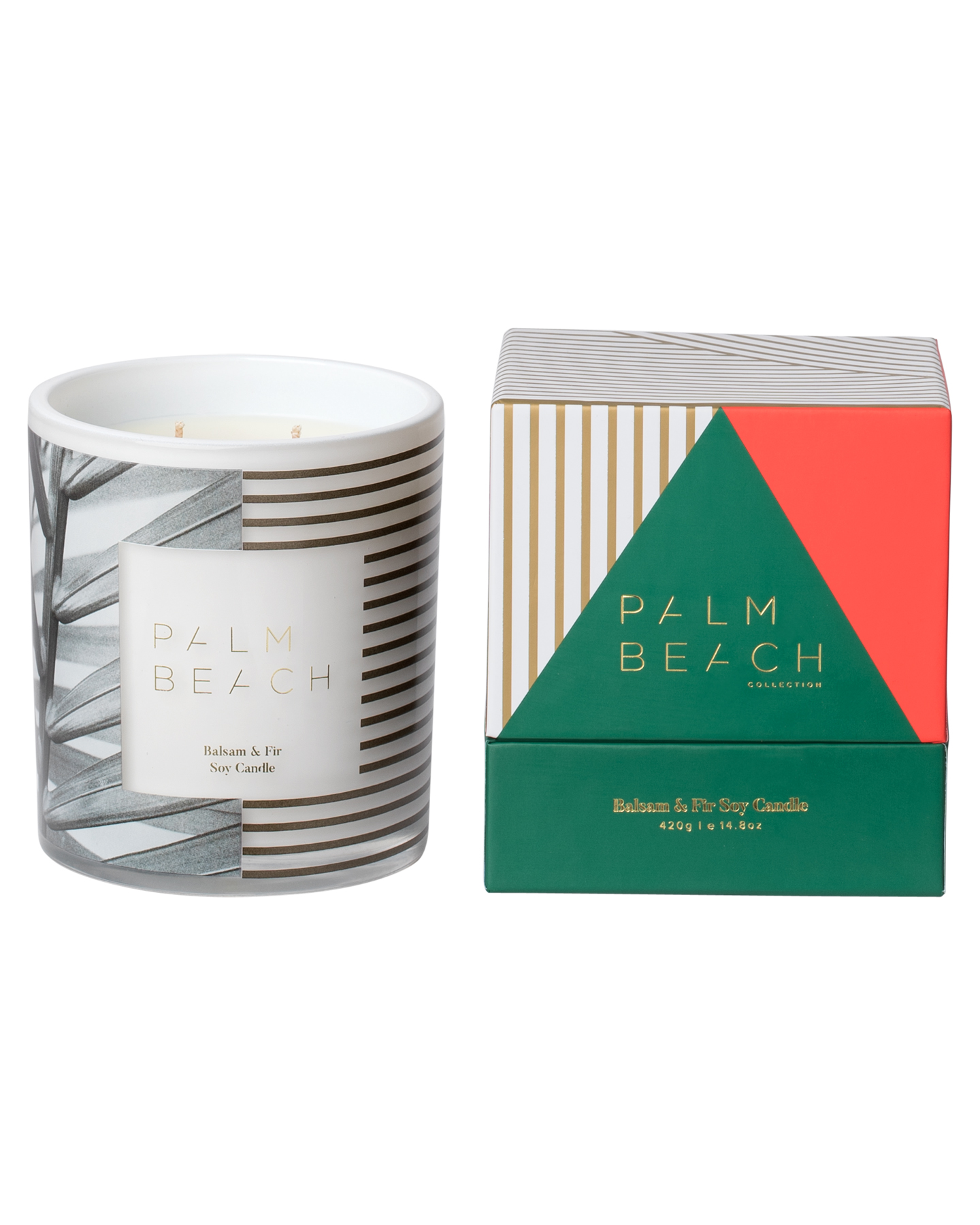 Palm Beach Collection Balsam & Fir Candle Balsam & Fir