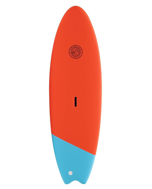Gnaraloo Gsi Flounder Pounder Orange/Blue