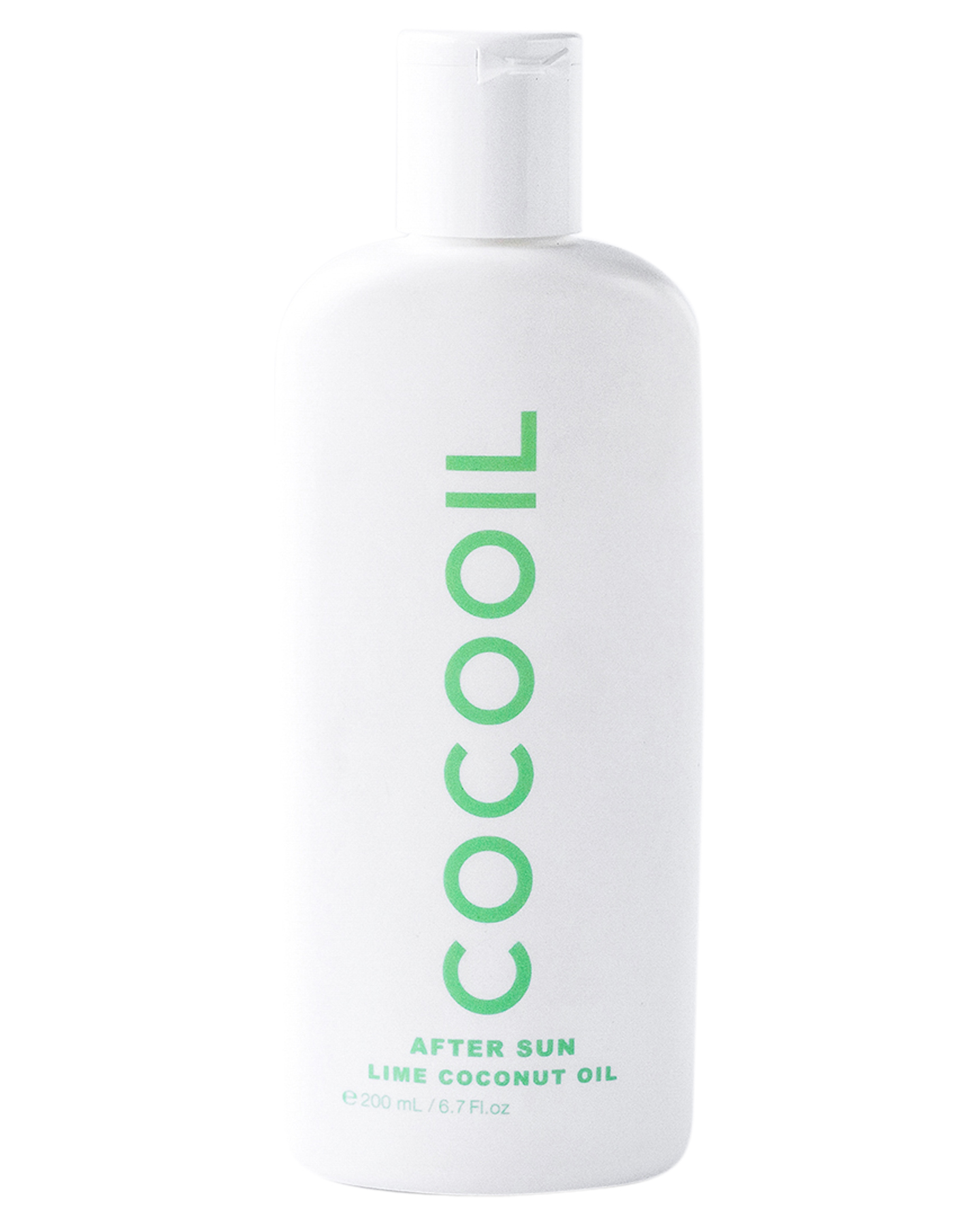 Cocooil 200Ml After Sun Lime & Coconut Natural
