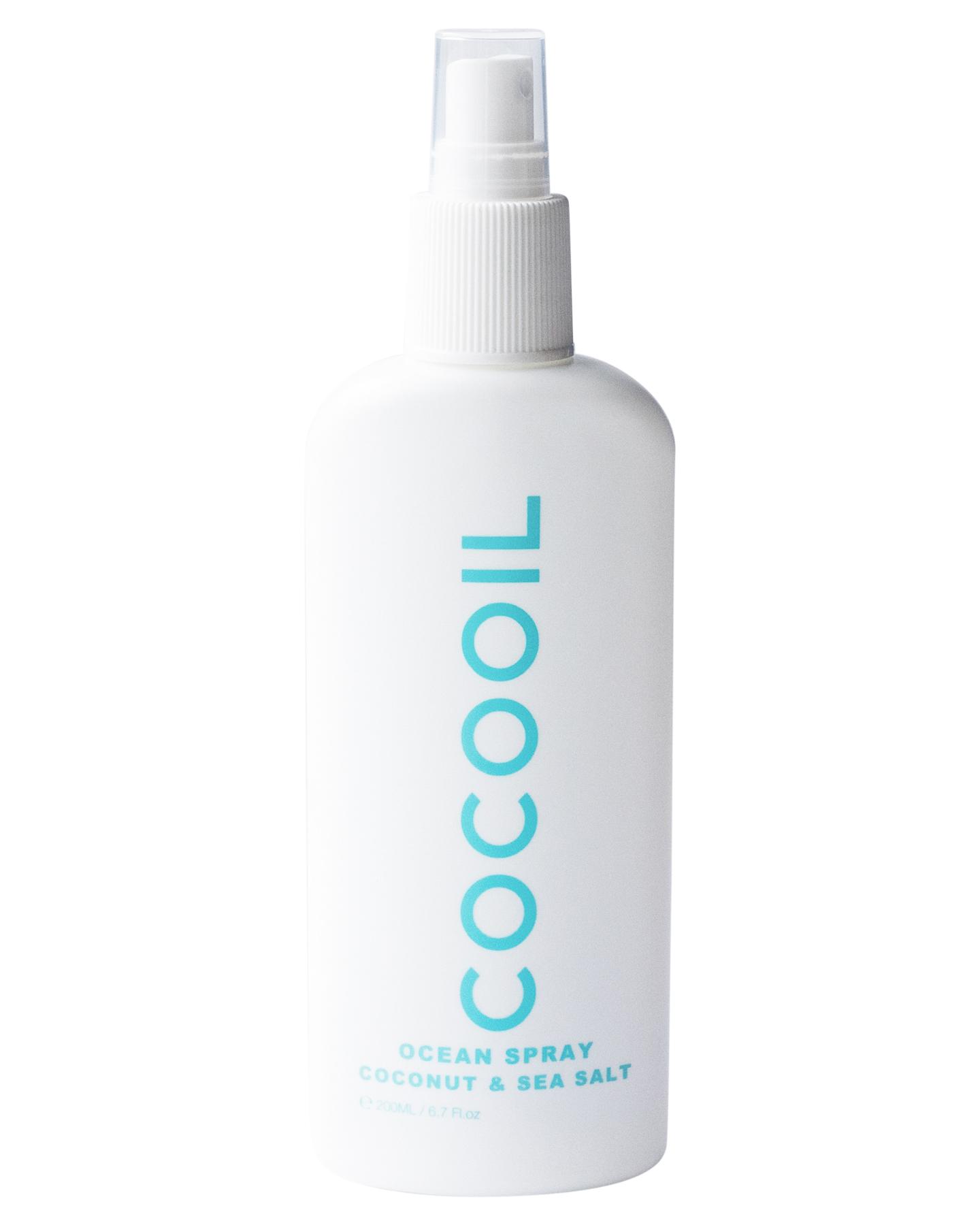 Cocooil 200Ml Ocean Spray Coconut & Sea Salt Natural