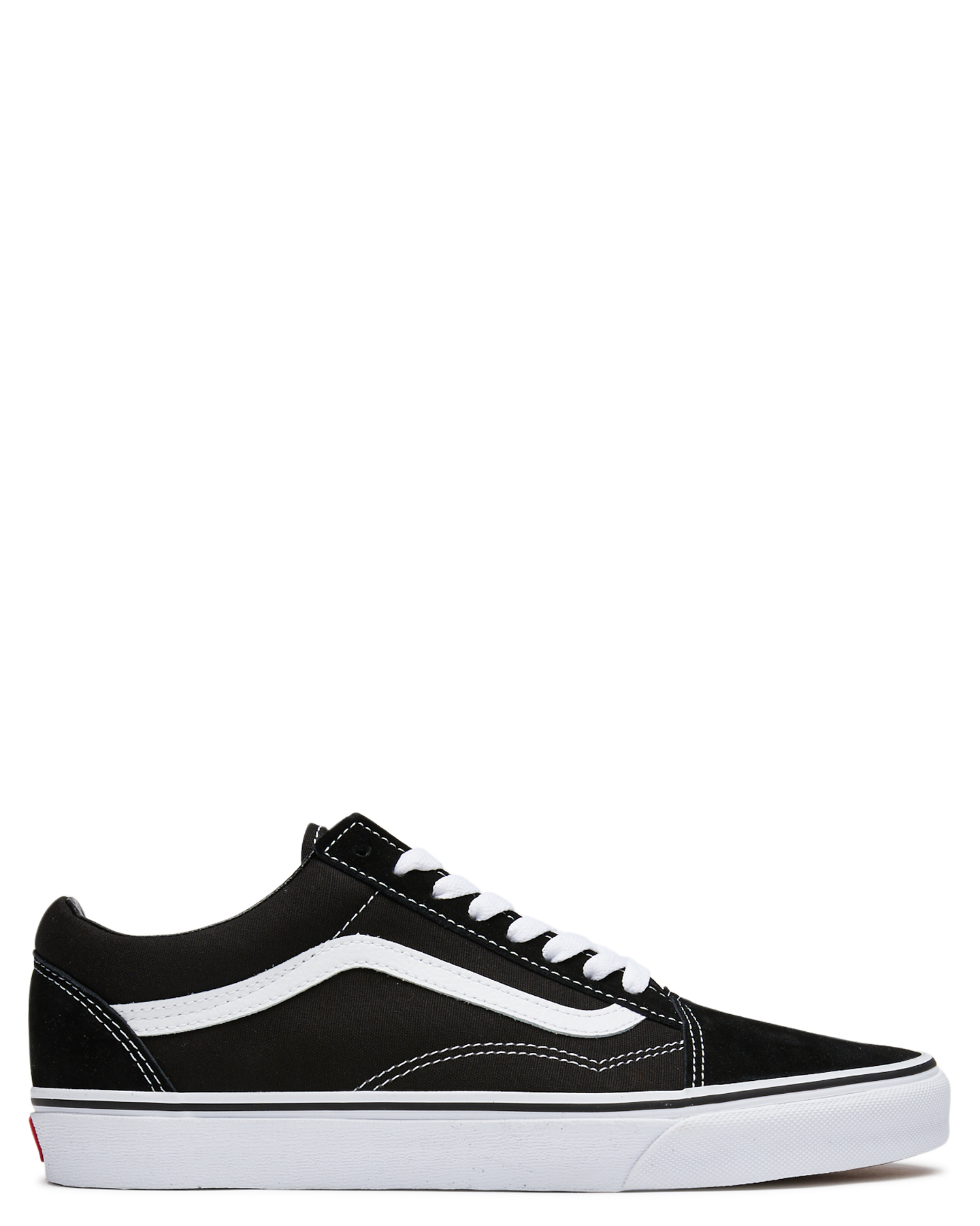 Vans Mens Old Skool Shoe Black