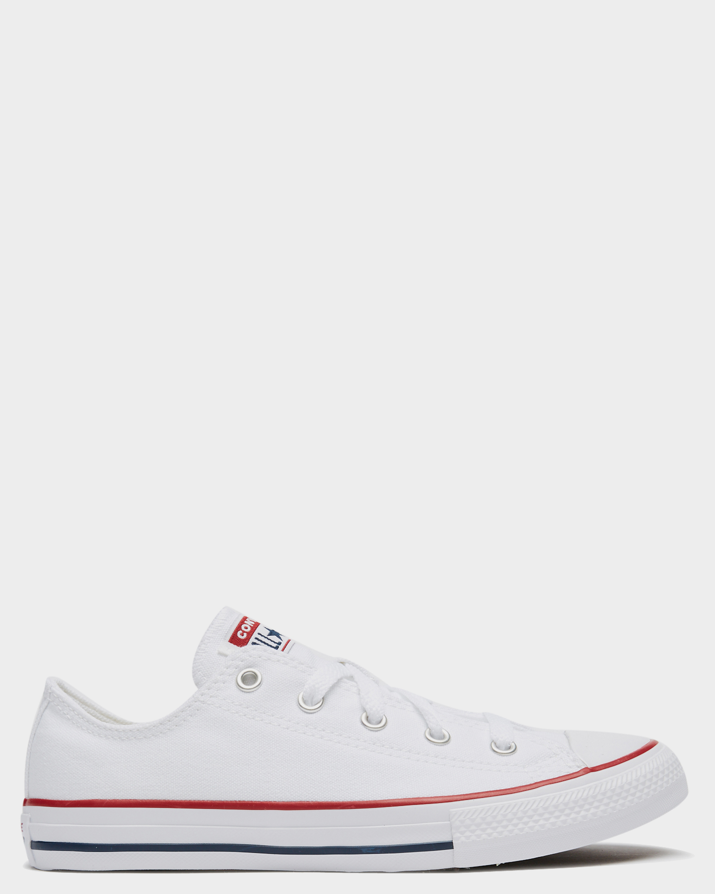 Converse Chuck Taylor All Star Shoe - Youth Optical White