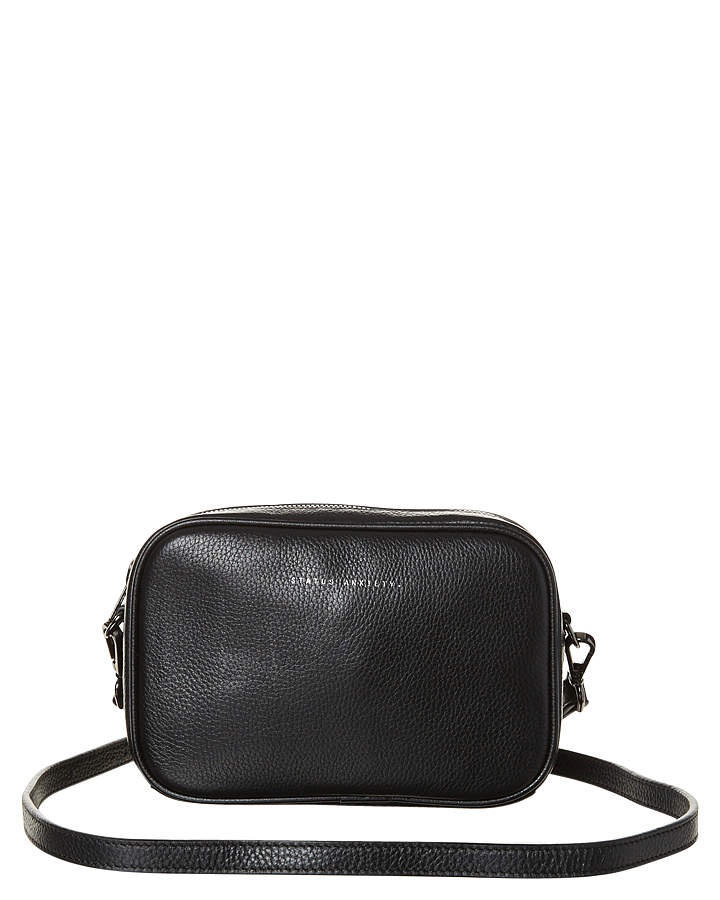Status Anxiety Plunder Womens Bag Black