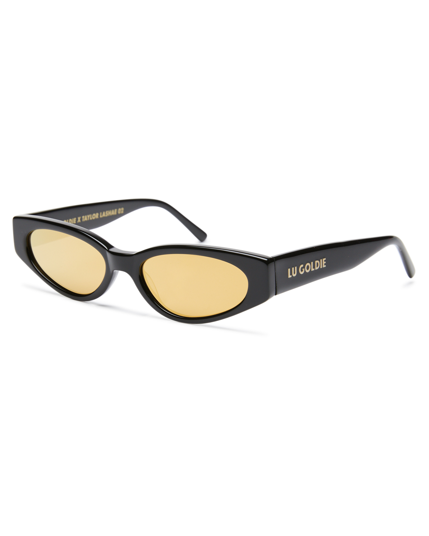 Lu Goldie Taylor Lashae 02 Sunglasses Gold