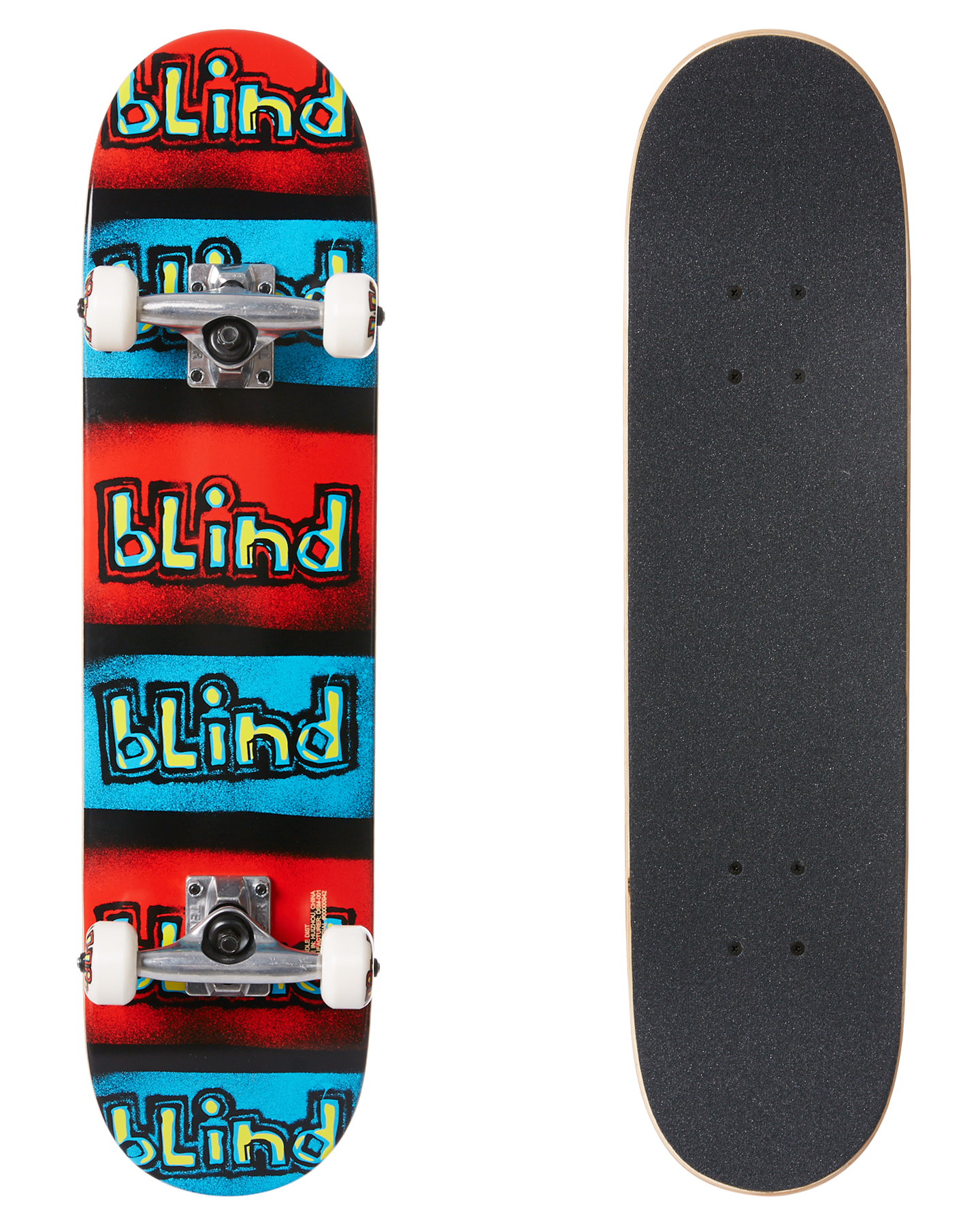 Blind Reflective 7 6 Youth Complete Red Black