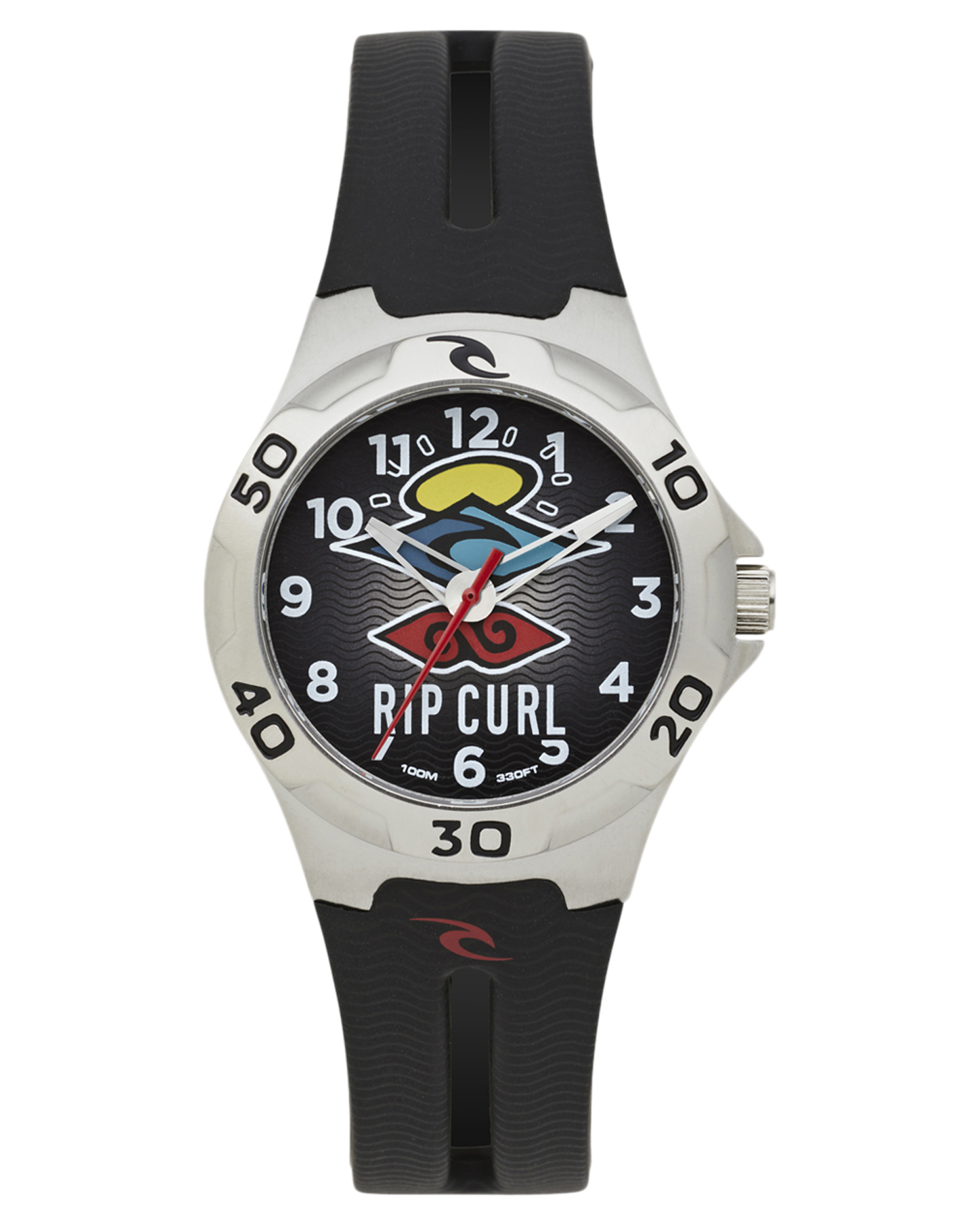 Rip Curl Kids Brasher Watch Black