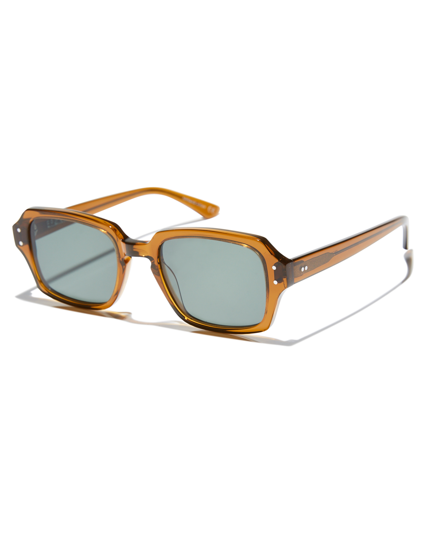 Epokhe Wilson Sunglasses Tobacco Polished Tobacco Polished