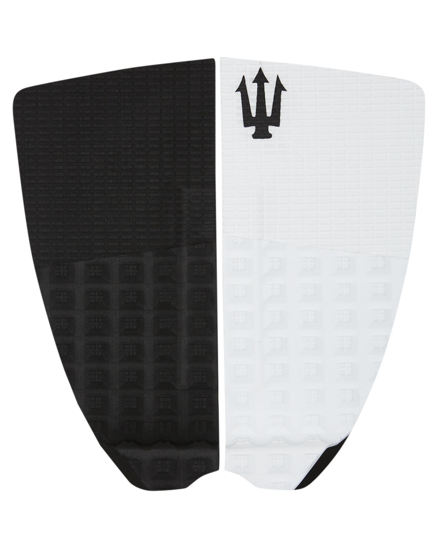 Fk Surf Split Tail Pad Black White