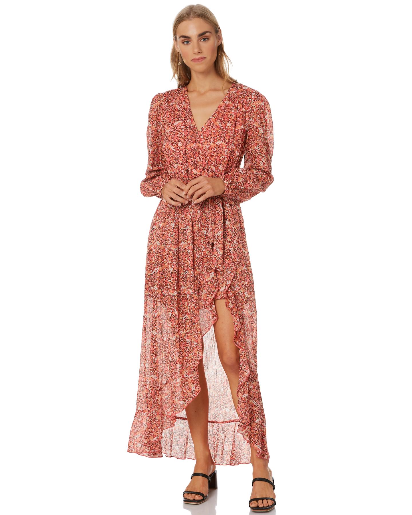 Minkpink Heirloom Blossom Maxi Dress