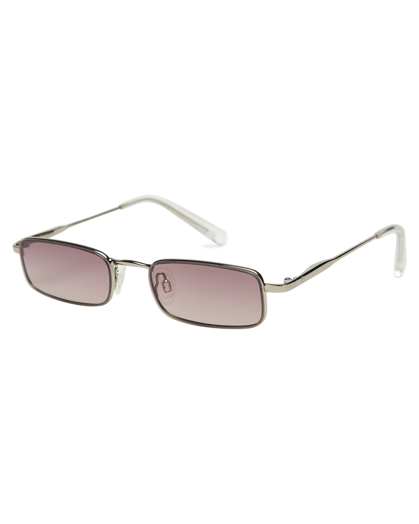 Kendall And Kylie Lancer Sunglasses Purple