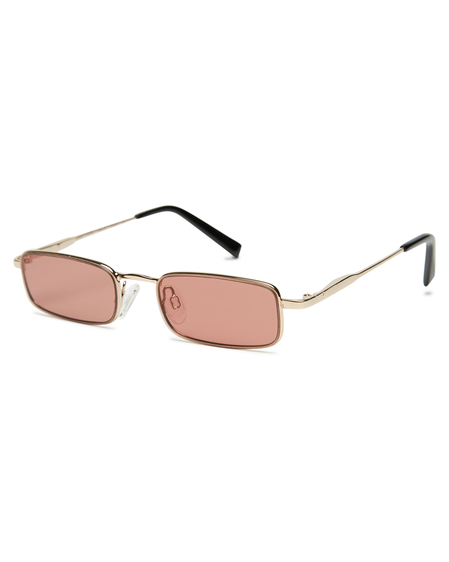 Kendall And Kylie Lancer Sunglasses Shinny Light Gold