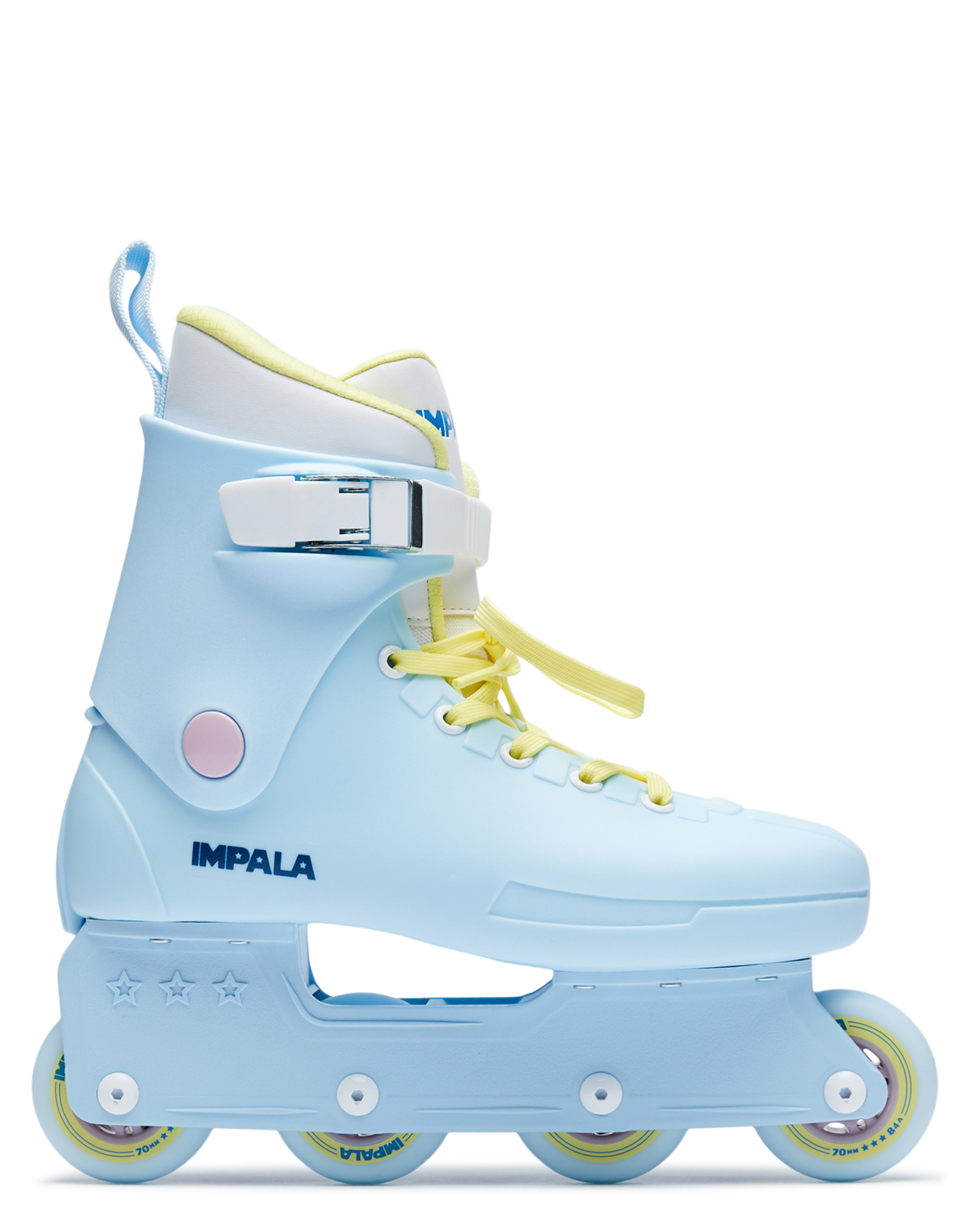 Impala Impala Lightspeed Inline Skate Sky Blue Yellow