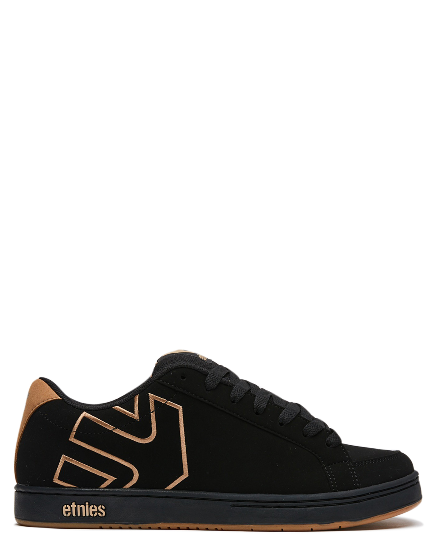 Etnies Mens Kingpin 2 Shoe Black Tan